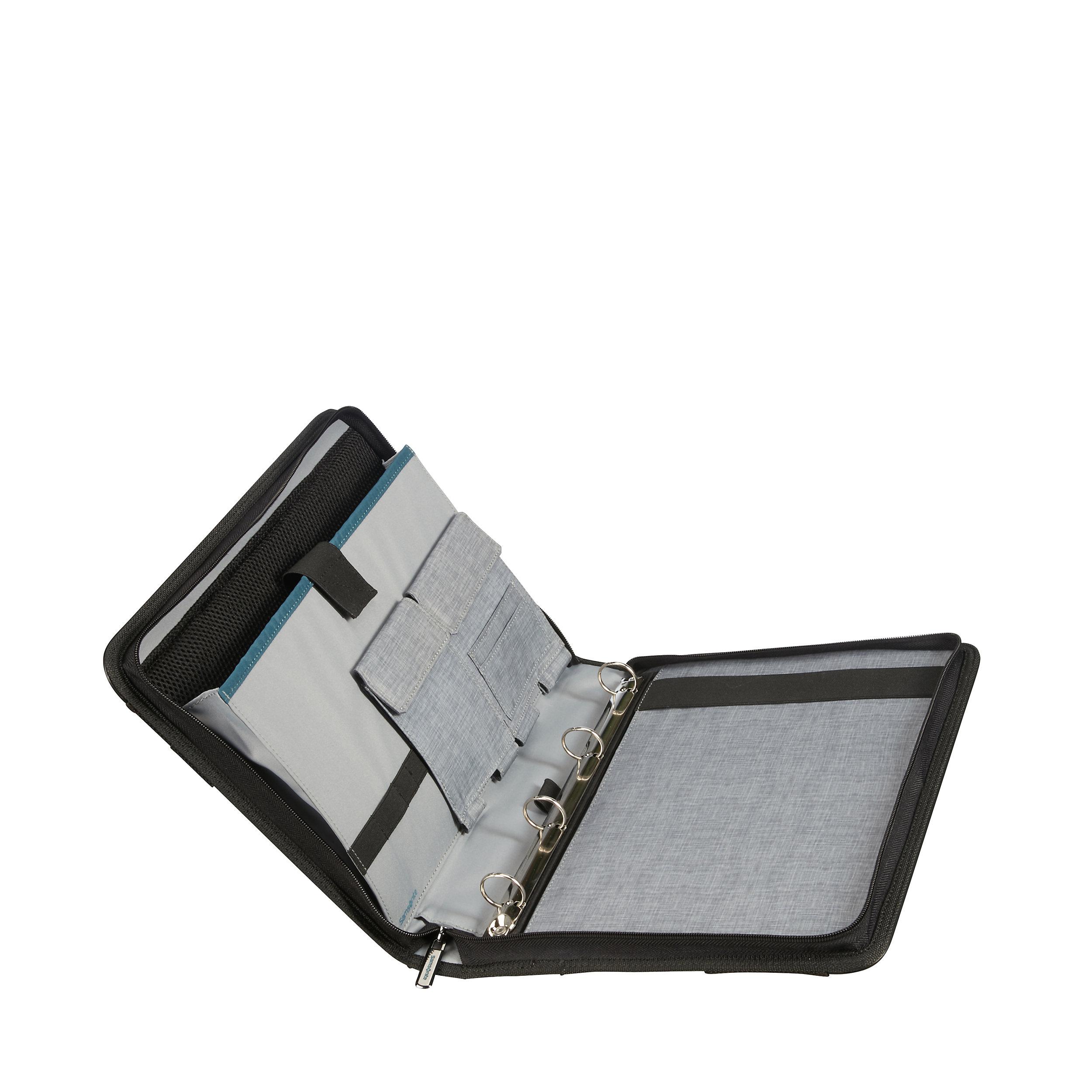 "RV-Schreibmappe m. Ringsystem DIN A4 10,5"" Stationary Spectrolite 2.0 4.7 Liter"