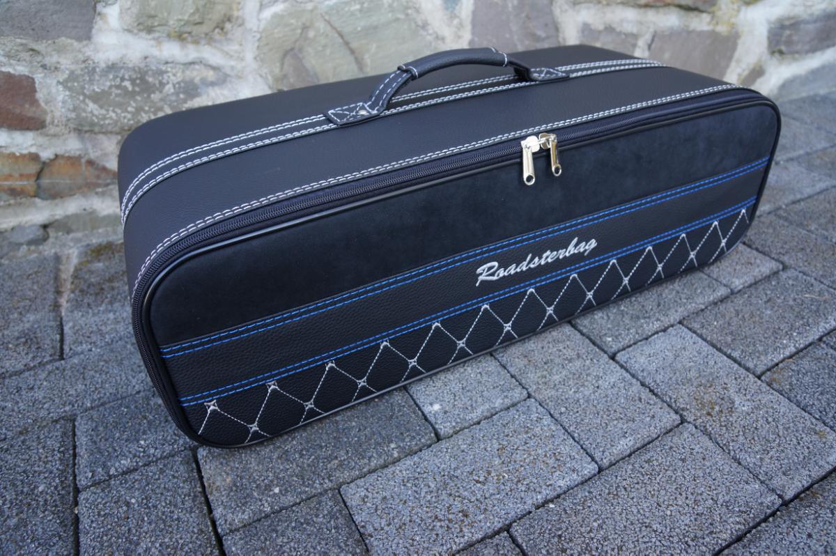 1-tlg. Kofferset Tesla Model S 144F - Kofferraum vorne