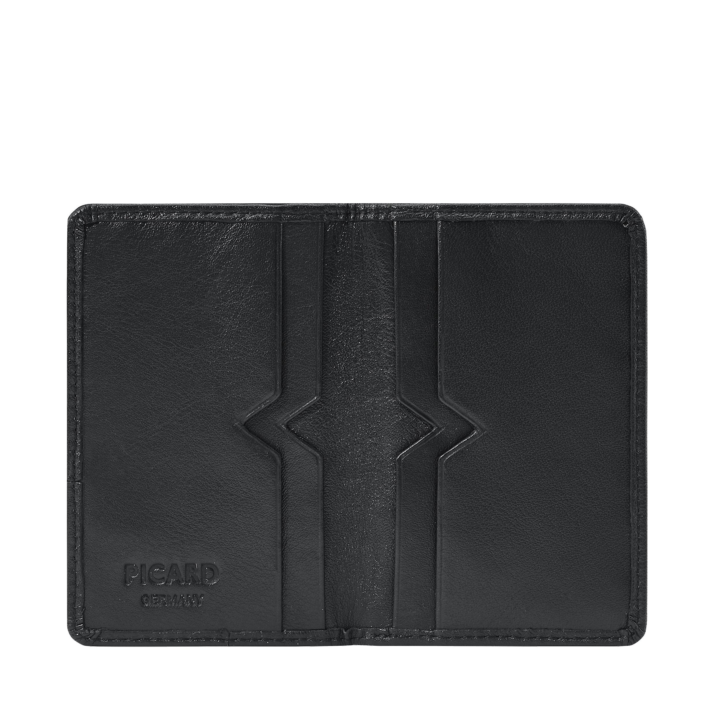 Kartenetui hoch 4KK RFID Soft Safe M