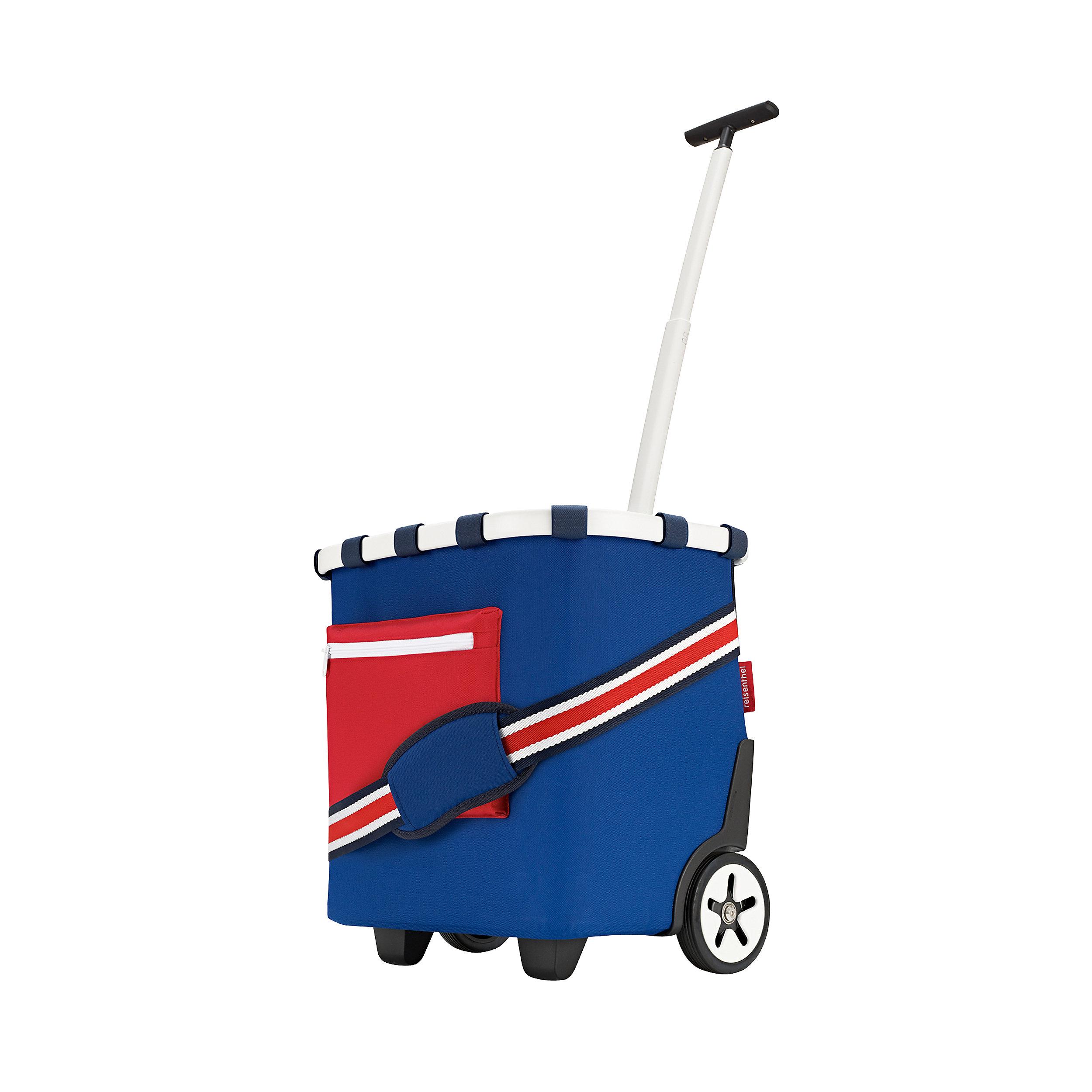 Carrycruiser mit 2 Rollen Shopping 40 Liter