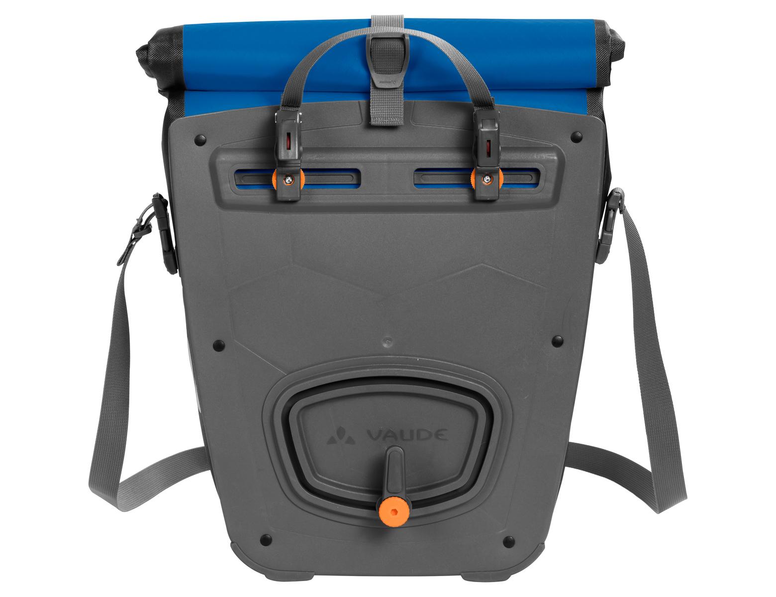 Fahrradtasche Aqua Back  Made in Germany 48 Liter - Blue