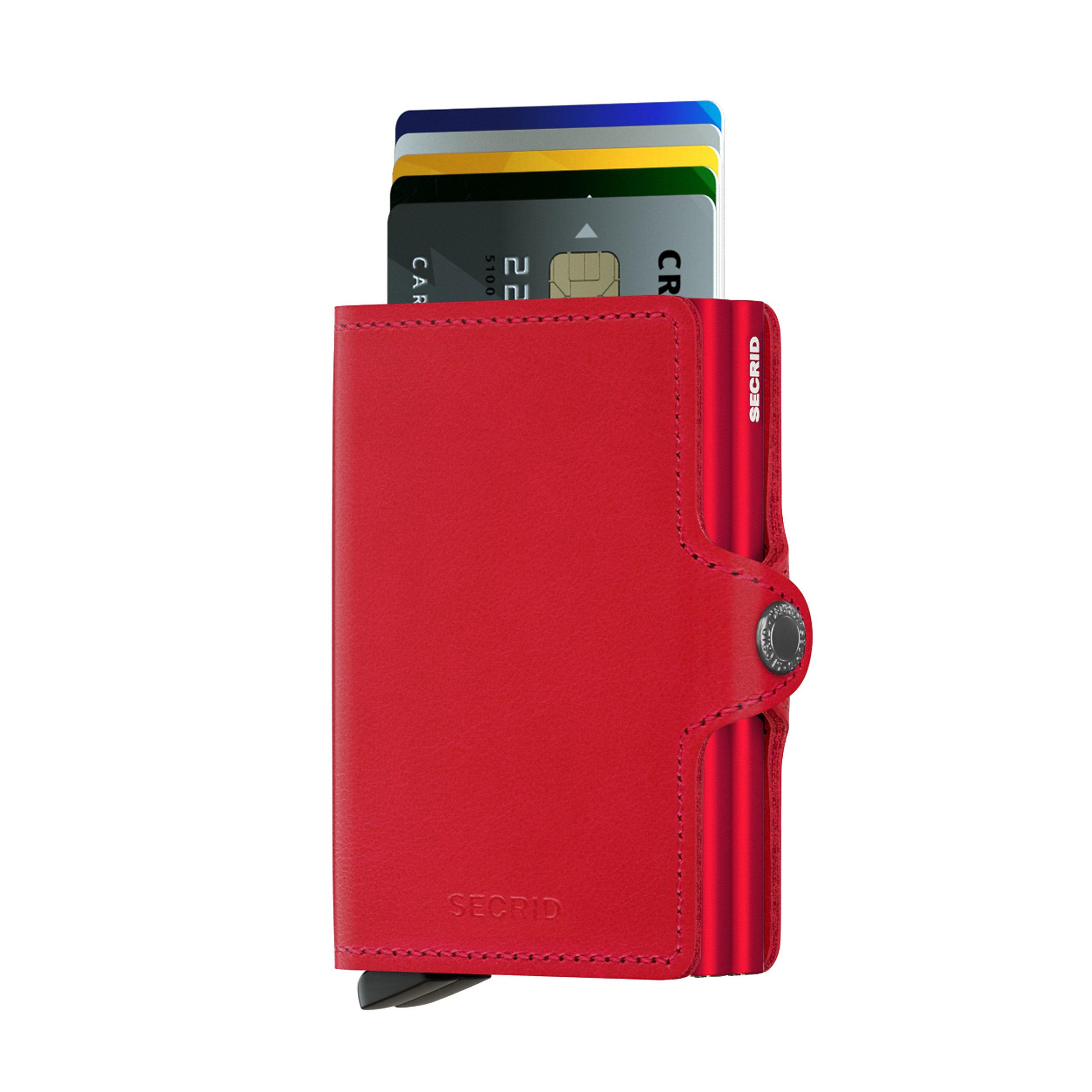 Kartenetui Portemonnaie Twinwallet RFID