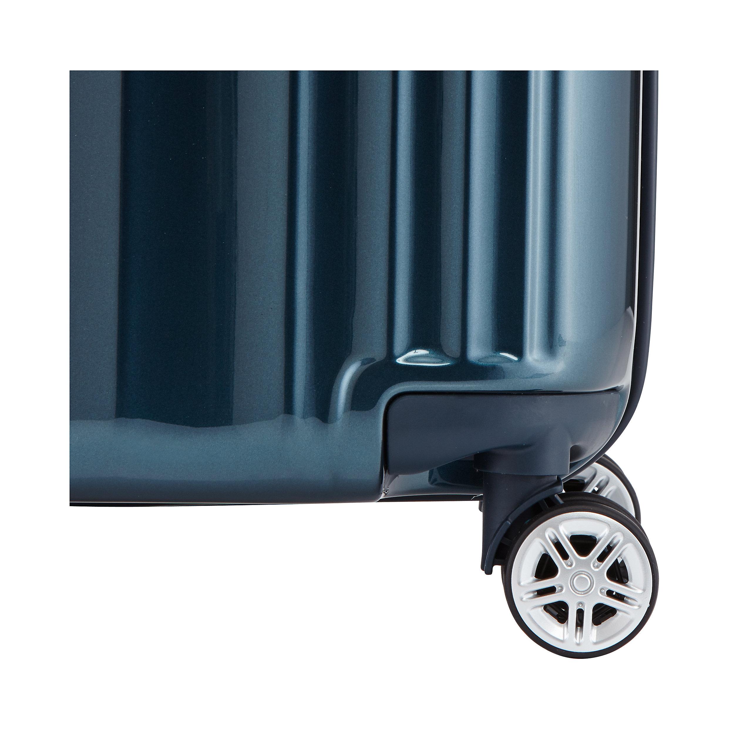 Trolley mit 4 Rollen M 67 cm Spotlight Flash 69 Liter
