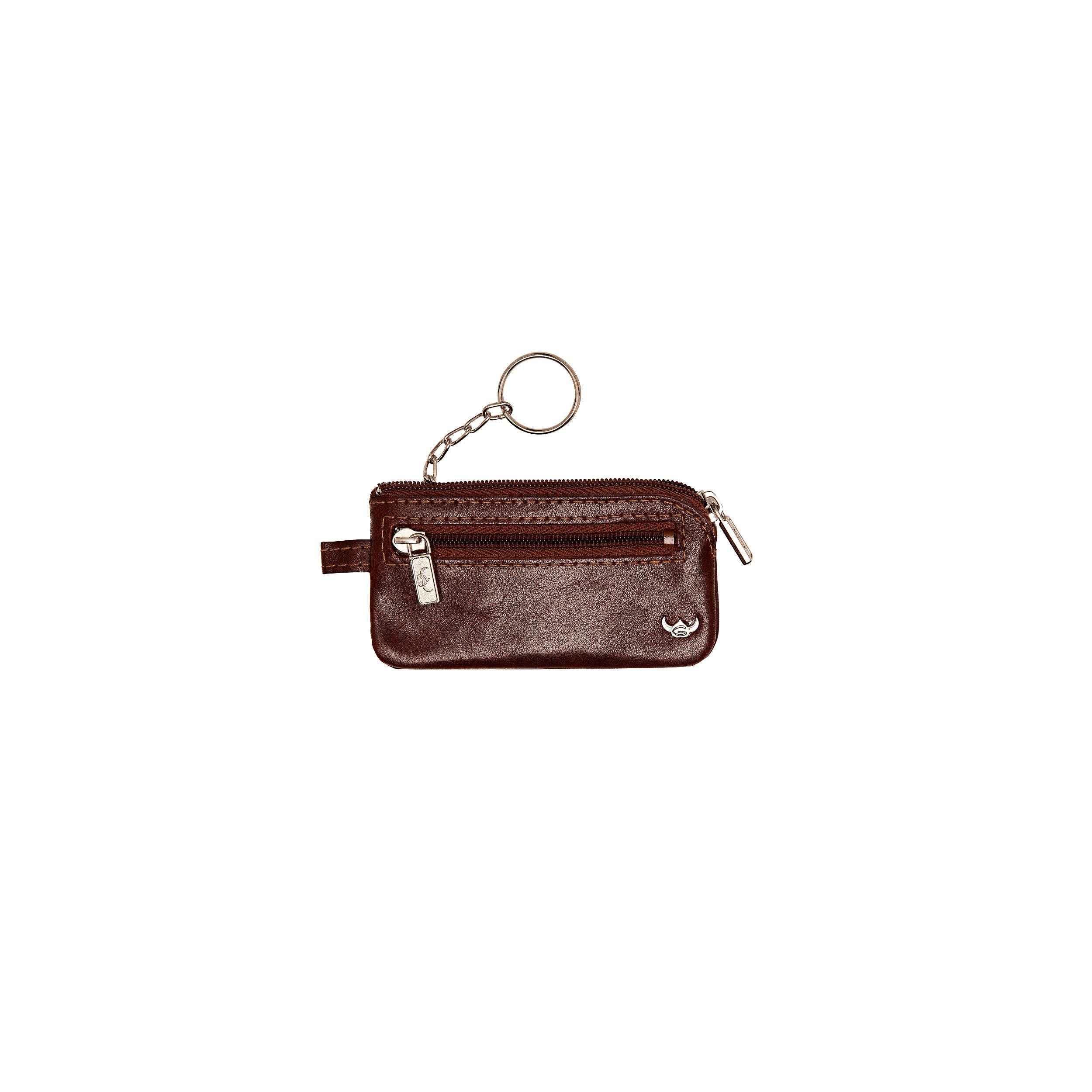 Zipped Key Case Colorado Classic