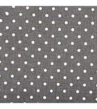 Melange Grey/White Polka Dot [75]