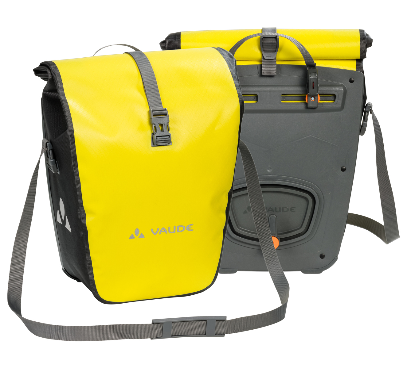 Fahrradtasche Aqua Back  Made in Germany 48 Liter - Canary