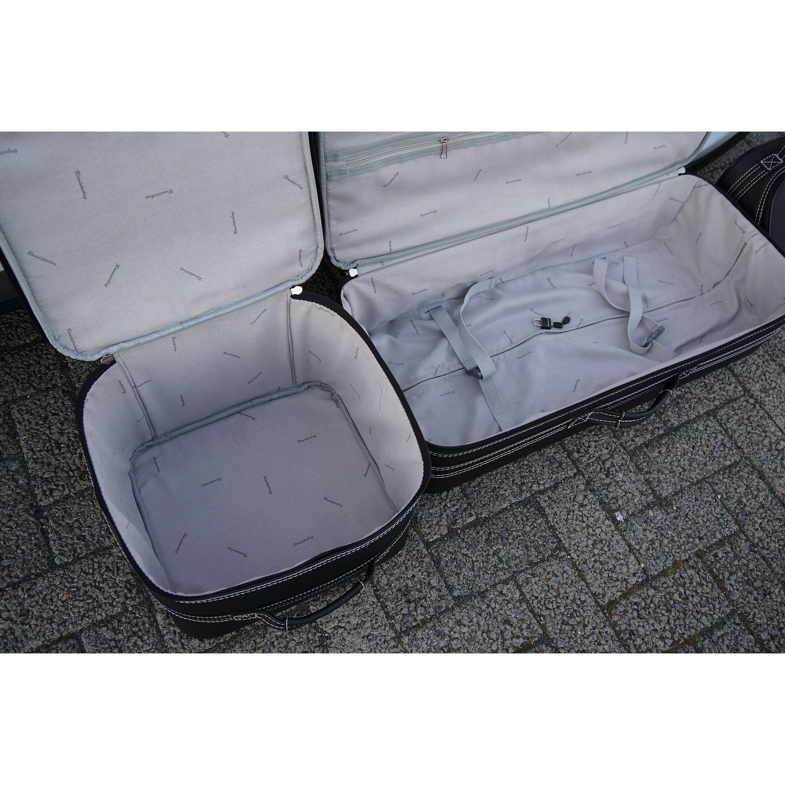 3-tlg. Kofferset Smart Roadster