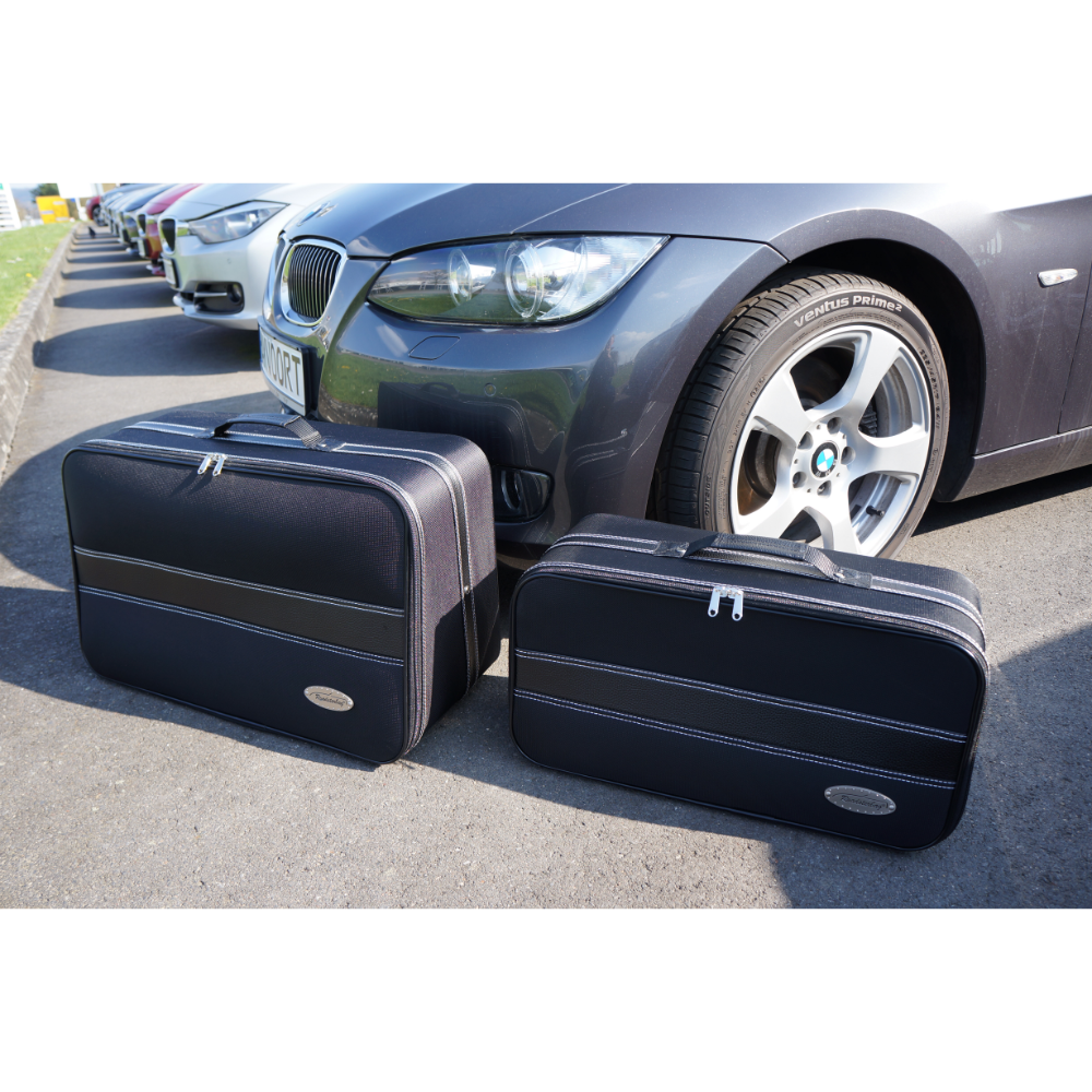 2-tlg. Kofferset mit 2 Rollen BMW 3er Cabrio (E93)
