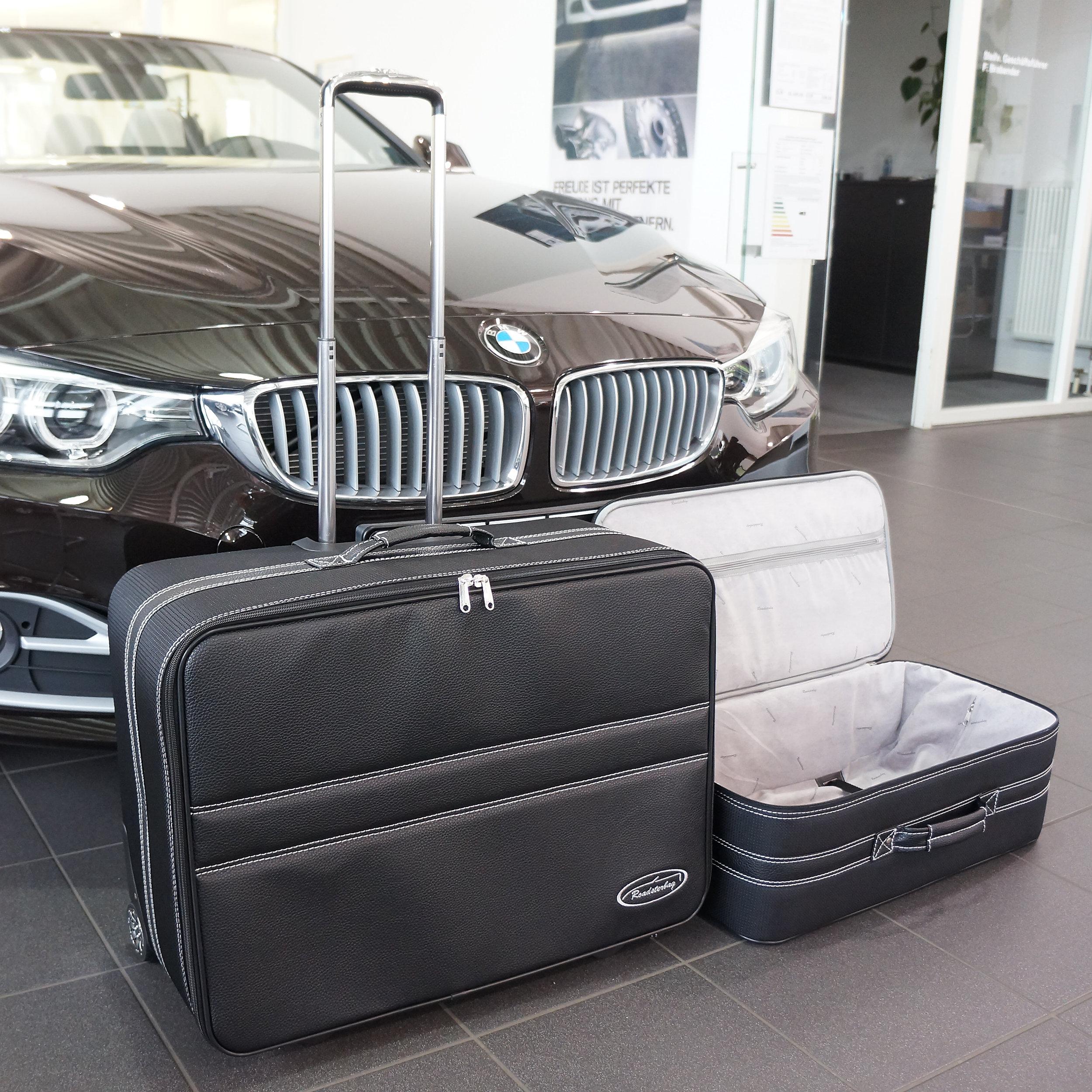 Luggage Set (Set of 2) with 2 wheels BMW 4er Cabrio (F33) 111 Liter