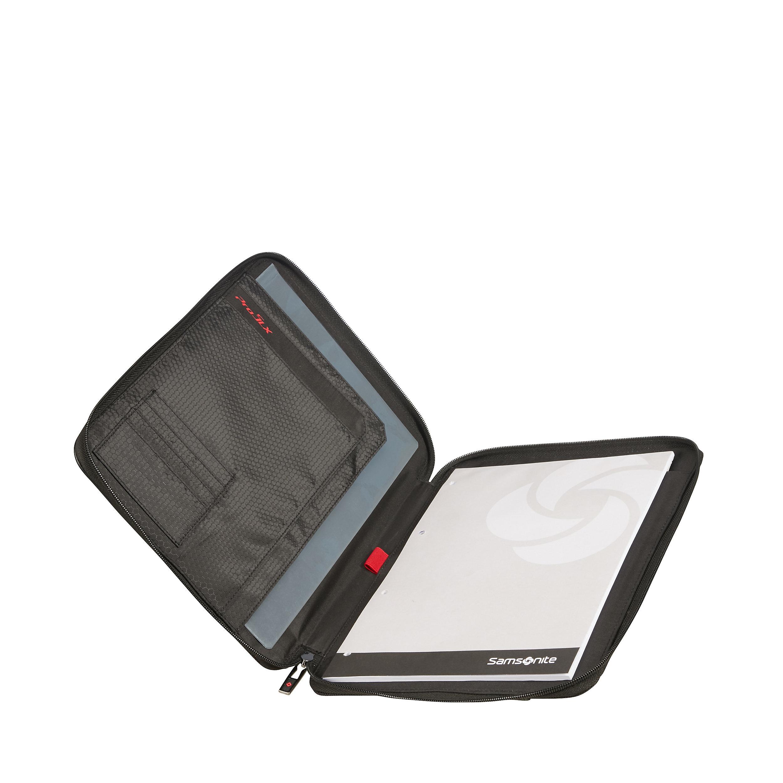 RV-Schreibmappe DIN A4 Stationary Pro-DLX 5 3.7 Liter