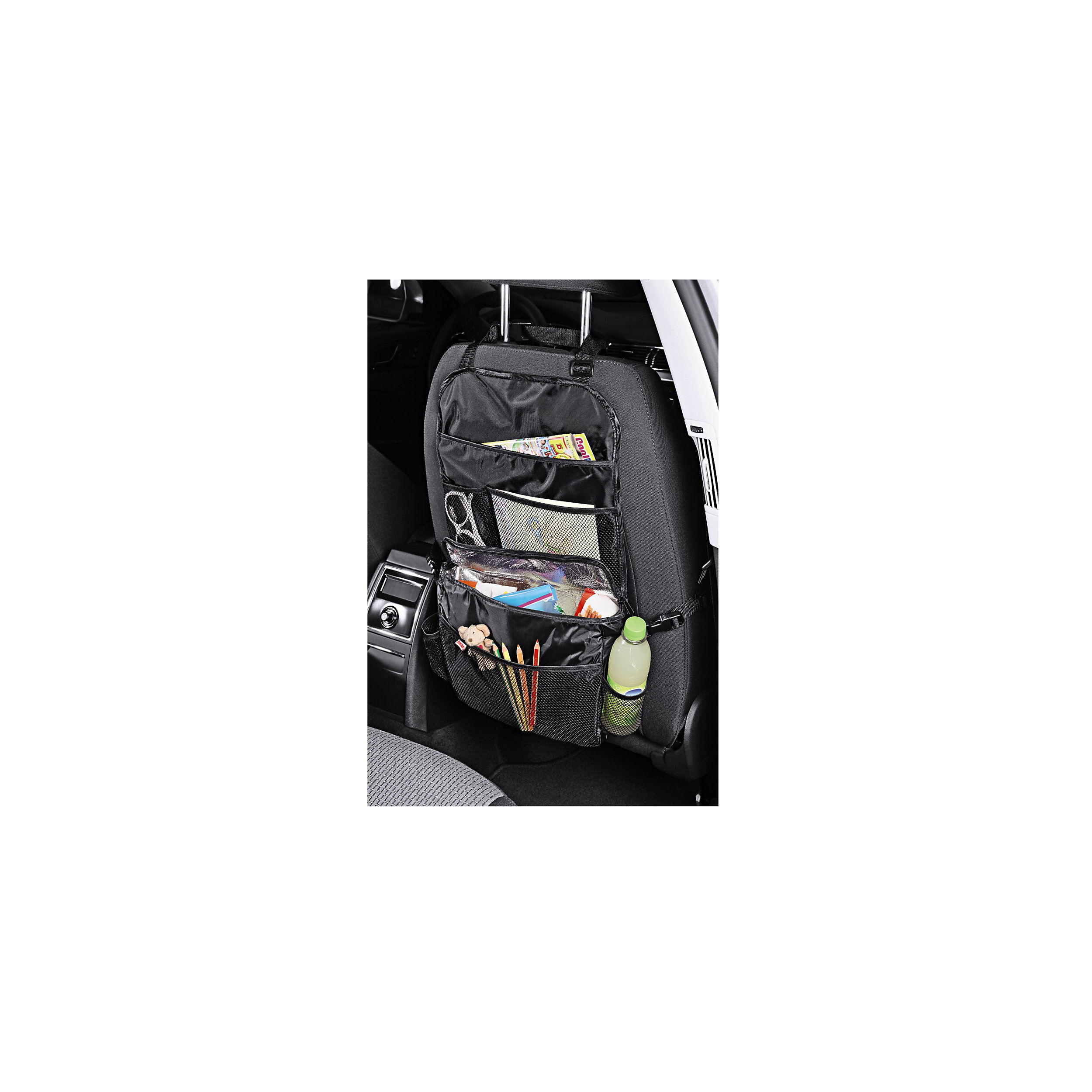Automotive Organizer with Iso-compartment Travel & Leisure