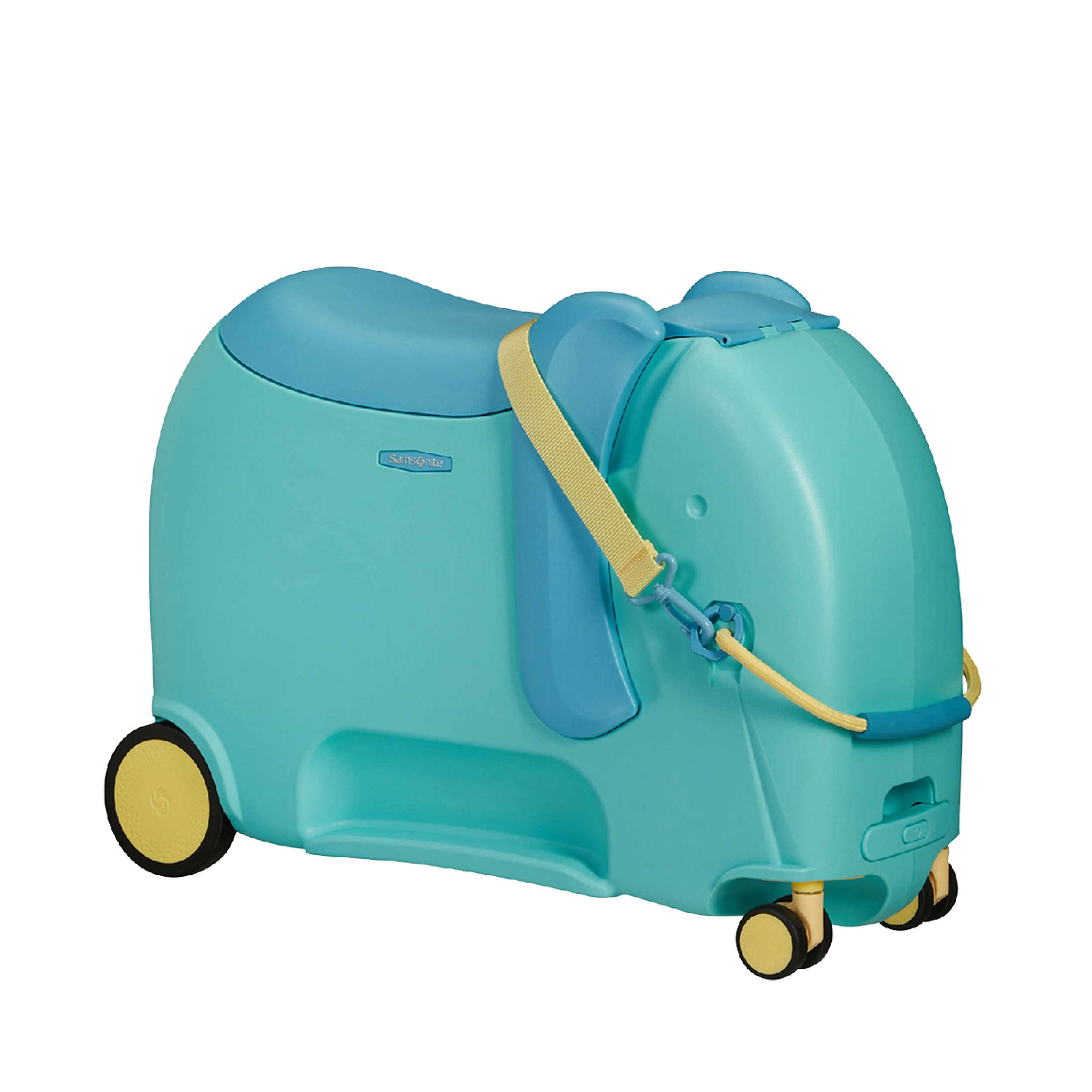 Children´s Trolley with 4 wheels with 4 rolls Deluxe-Lifestyle-Edition 55cm Dream Rider 25 Liter