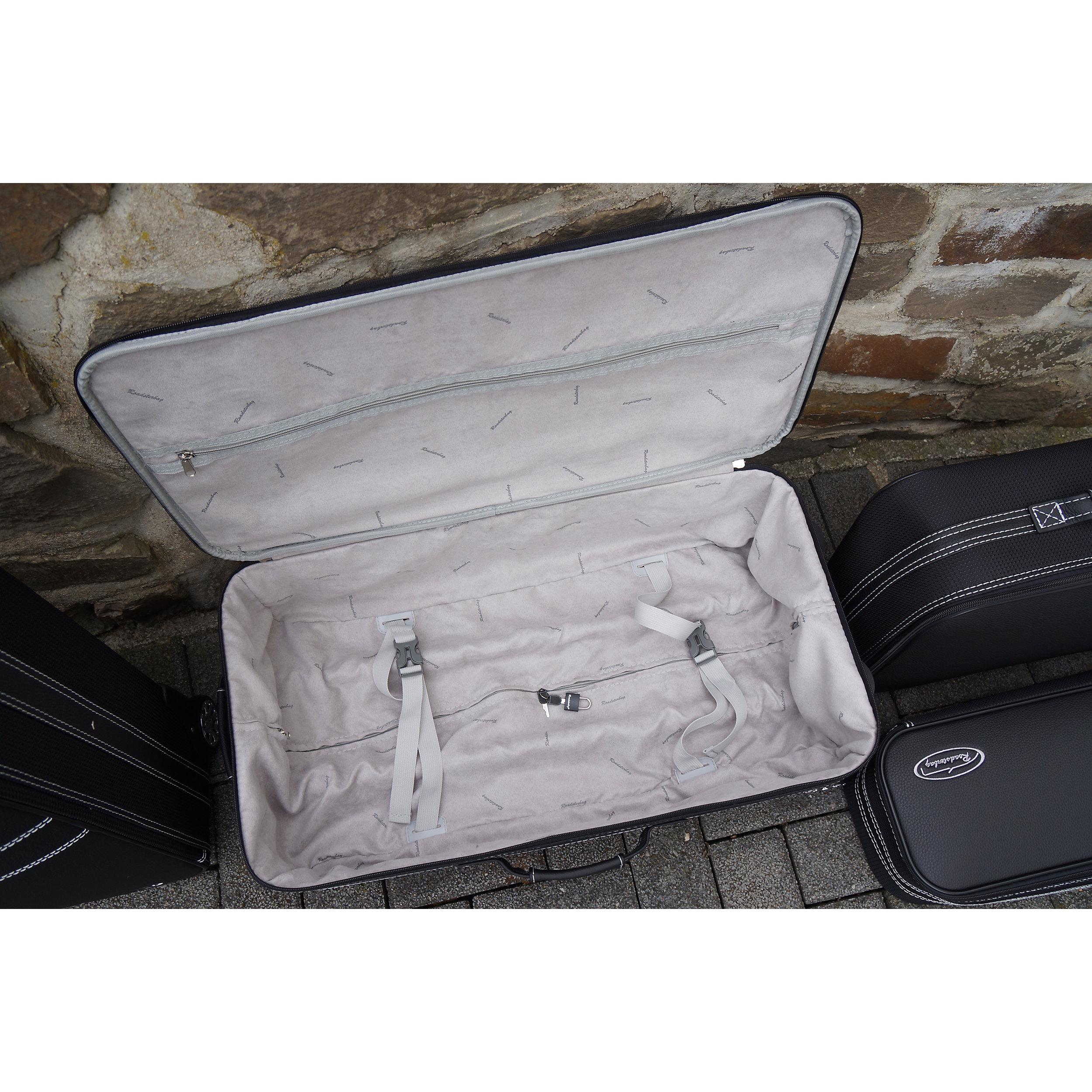 5-tlg. Kofferset mit 2 Rollen Mercedes E-Klasse Cabrio (A238)