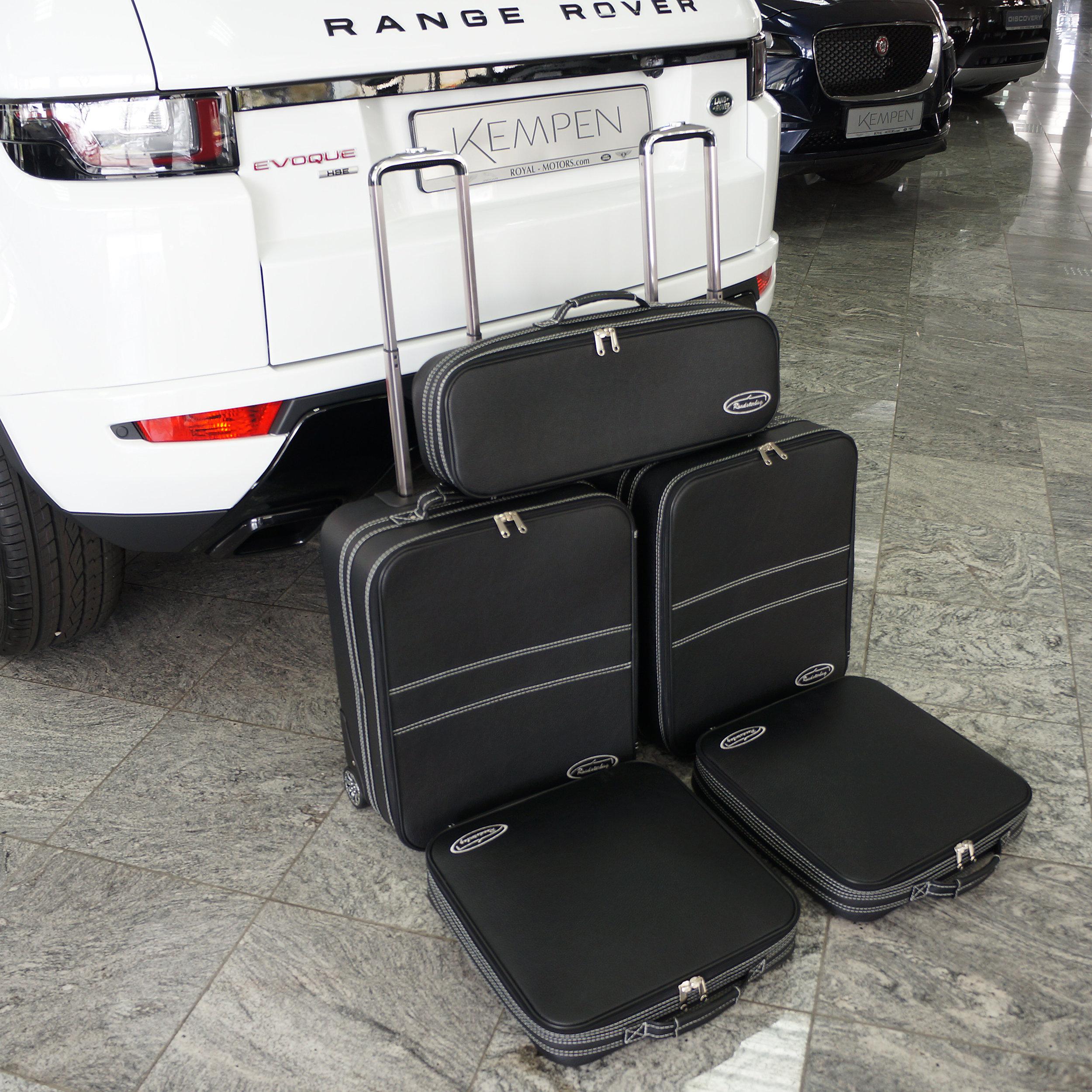 5-tlg. Kofferset mit 2 Rollen Range Rover Evoque XXL