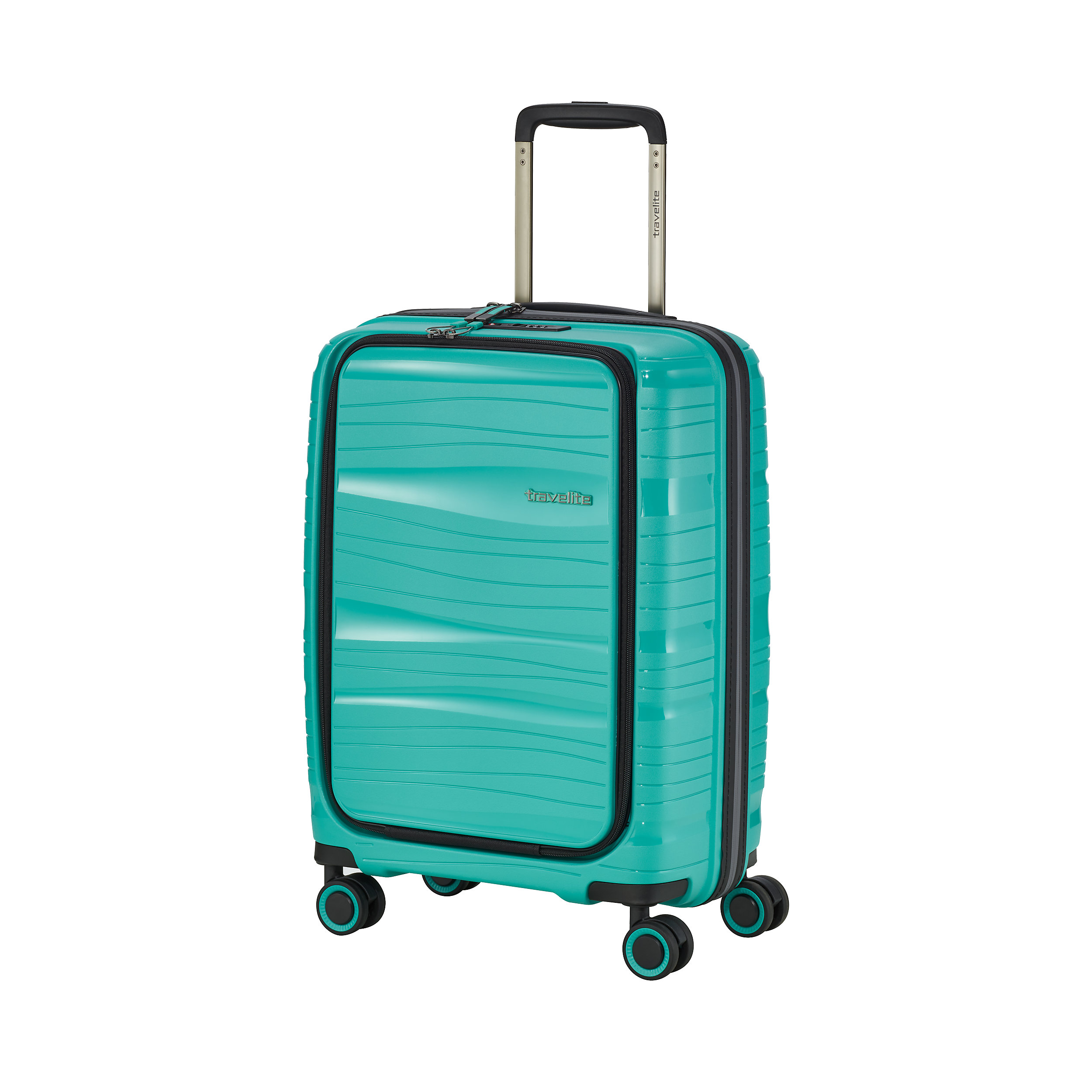 Handgepäcktrolley mit 4 Rollen S 55 cm Business Motion 43 Liter