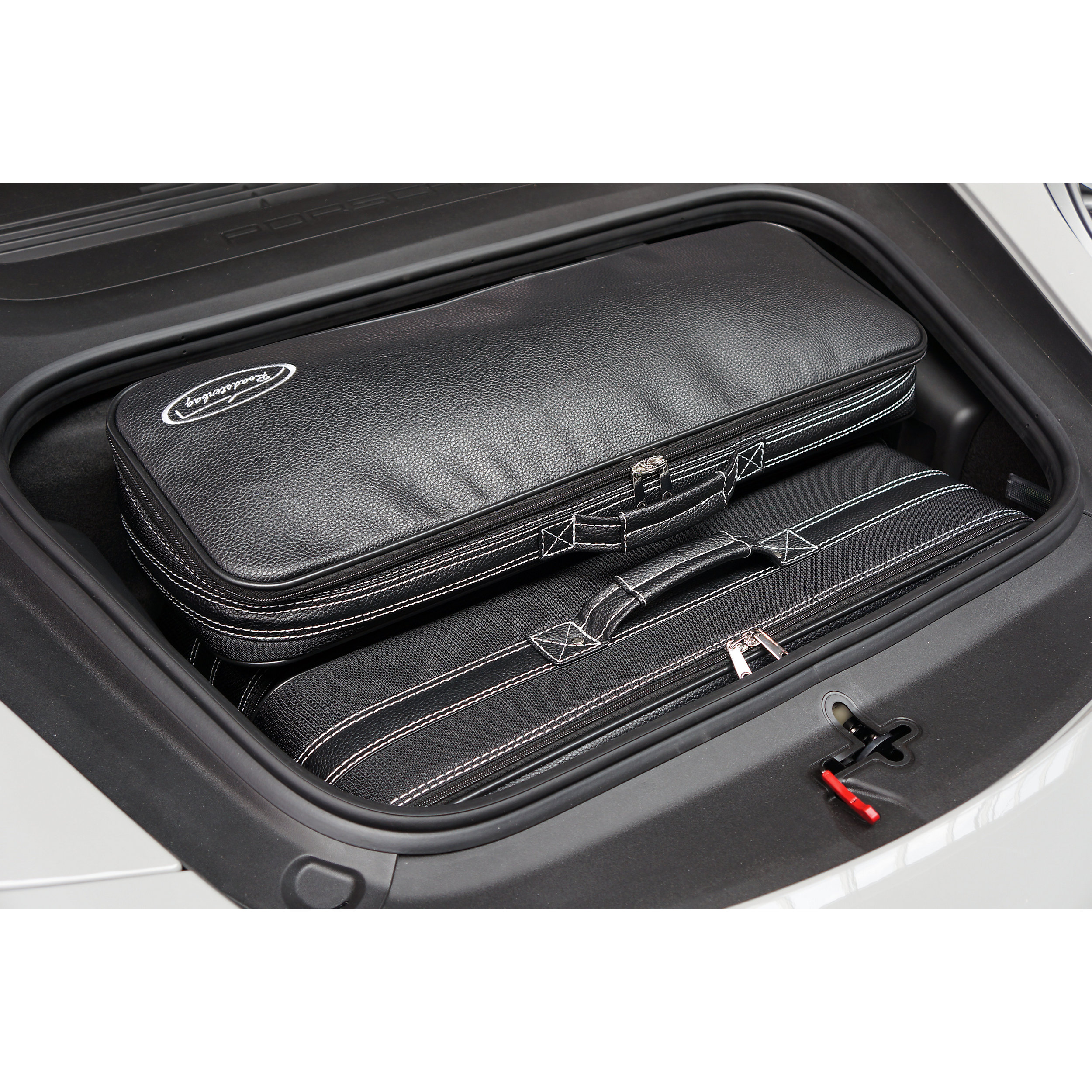 3-tlg. Kofferset Porsche 911 (991/2) Allrad/Turbo 92 Liter