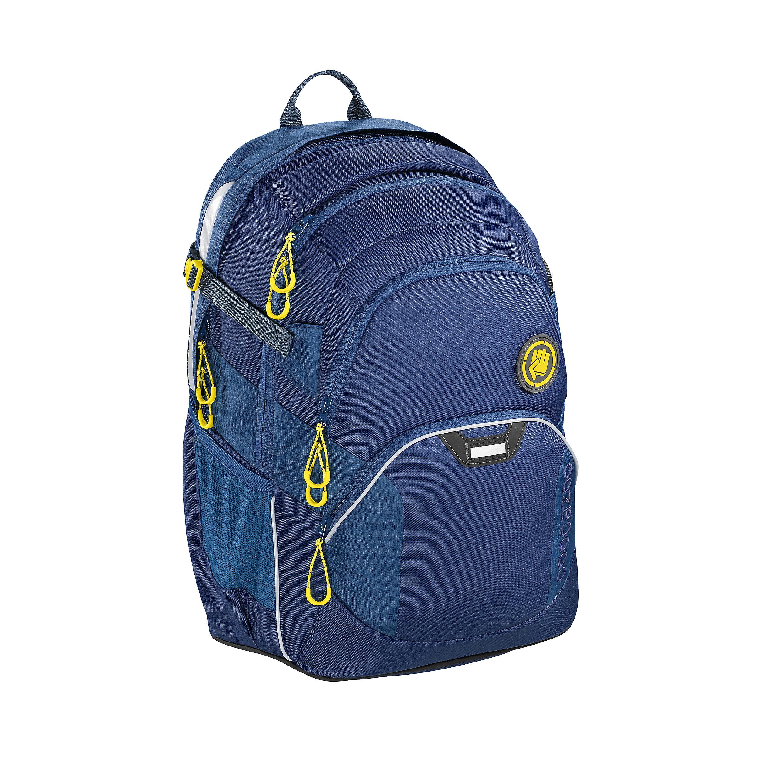 School Backpack JobJobber 2 Match Patch 30 Liter