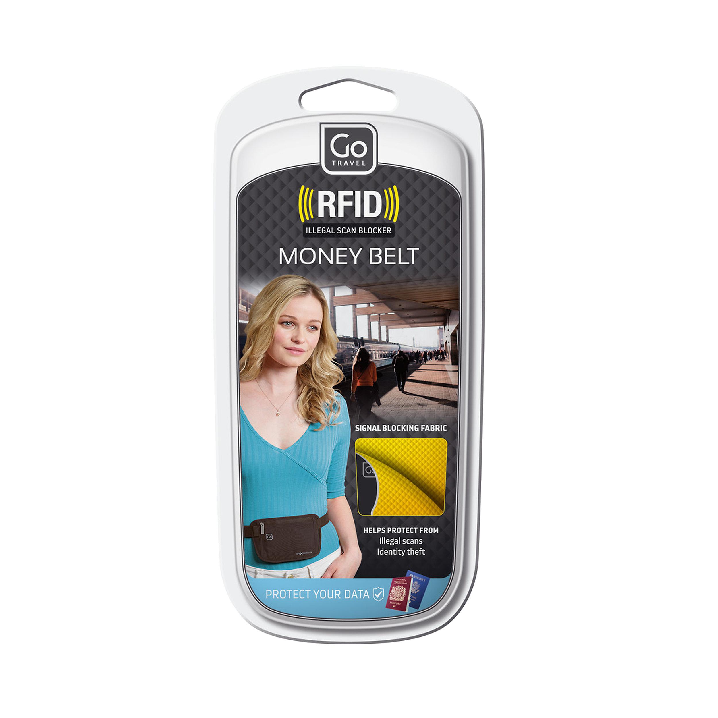 Geldgürtel RFID
