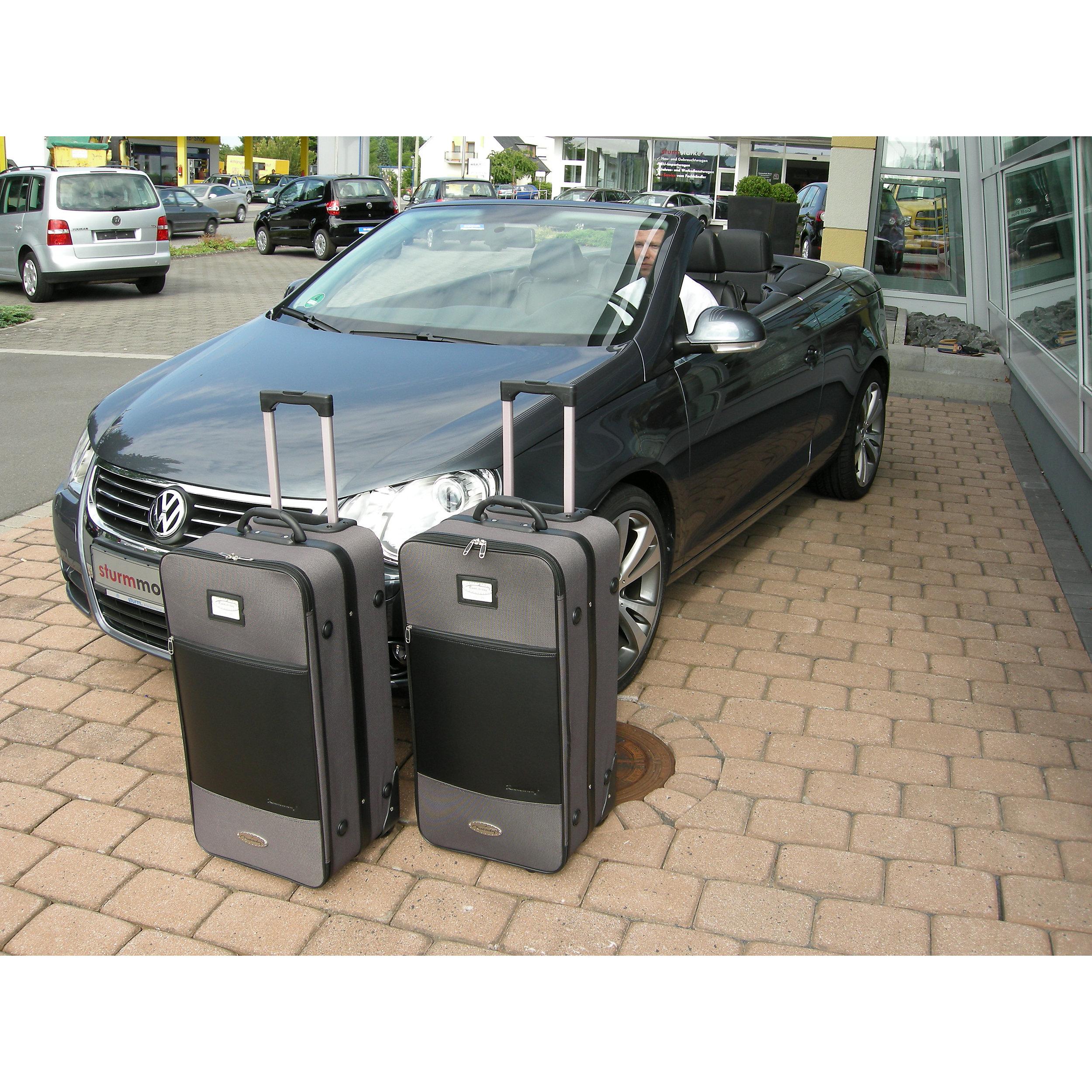 2-tlg. Autokoffer-Set VW EOS
