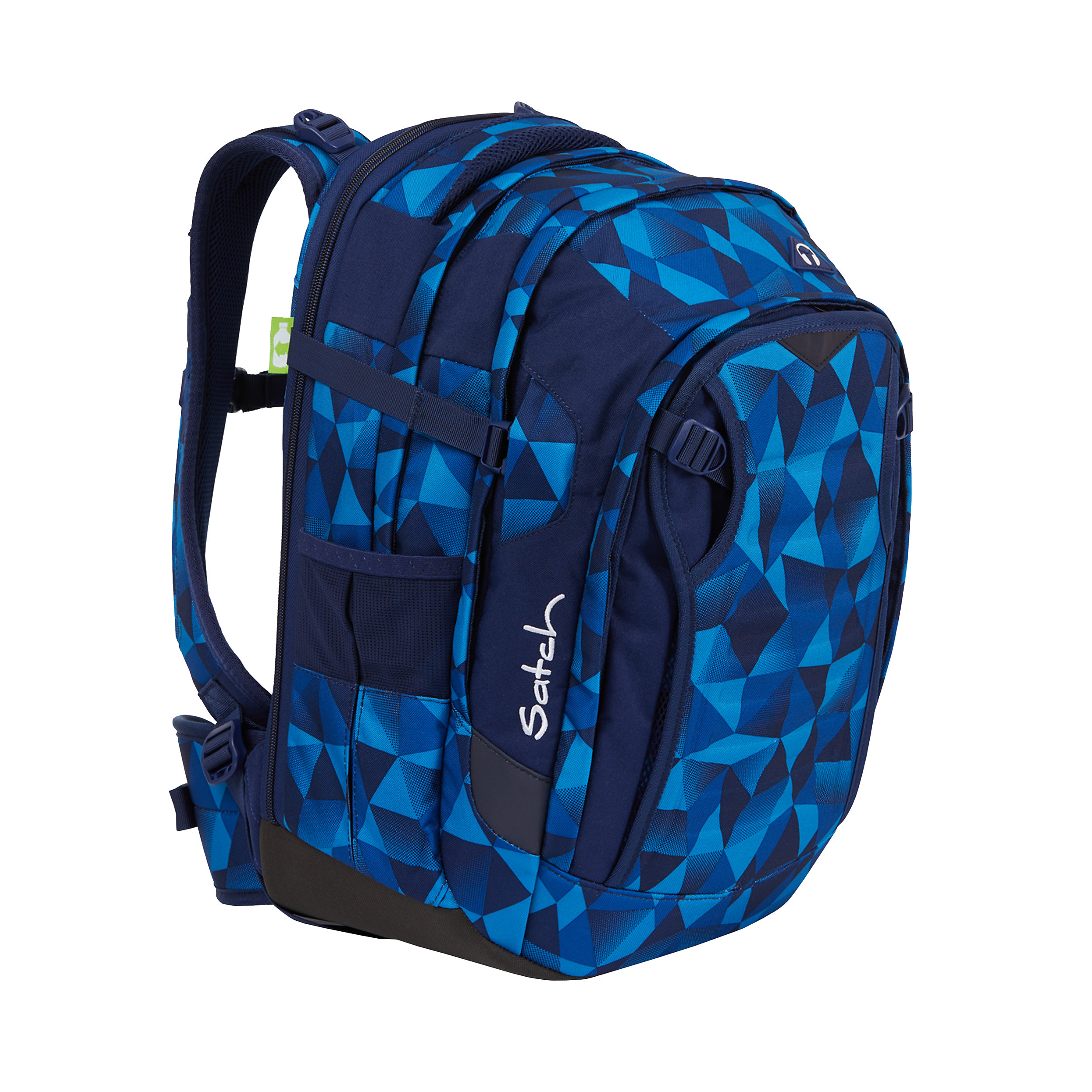 School Backpack 15,6 Inch Satch match 2.0 35 Liter