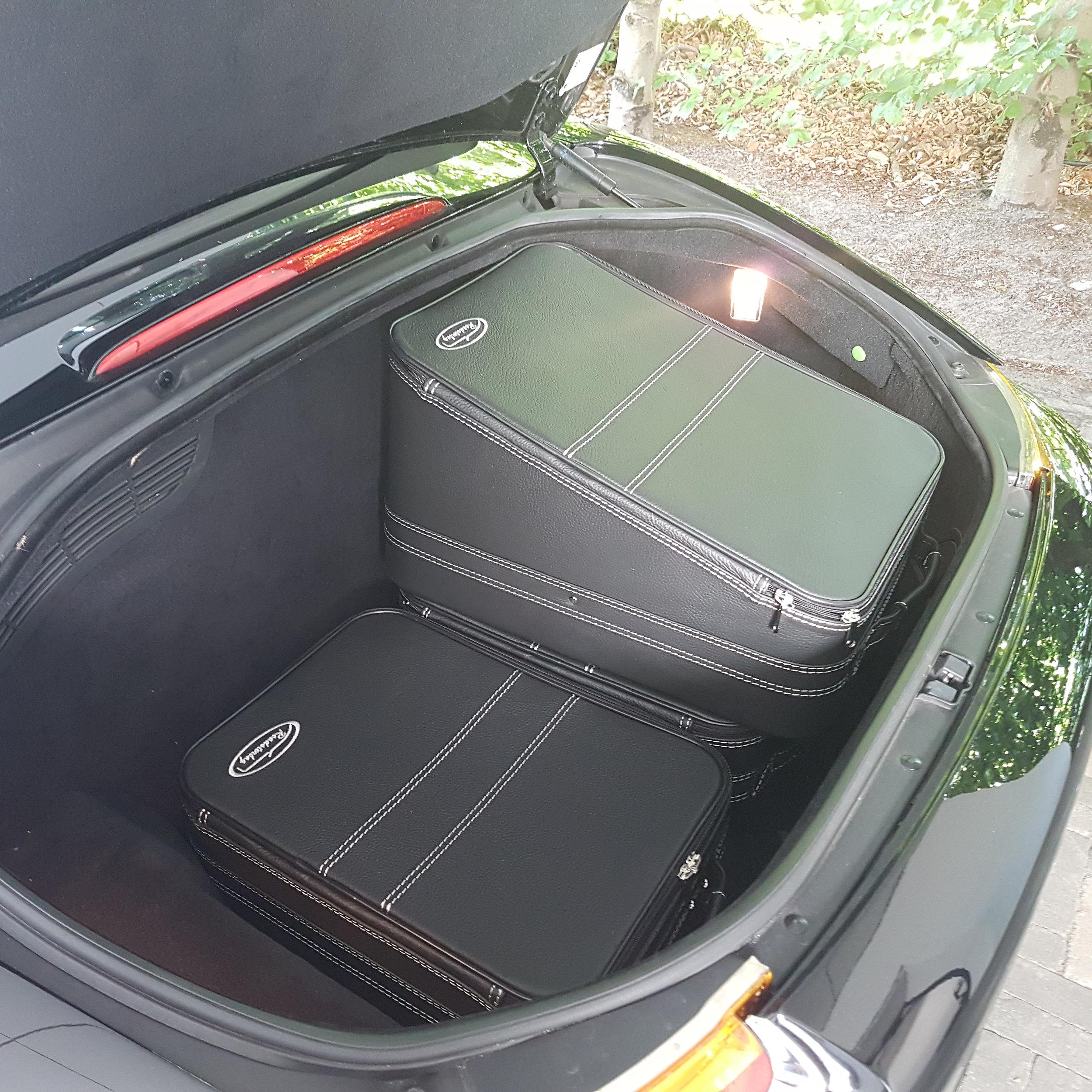 4-part Luggage Set BMW Z8 129 Liter