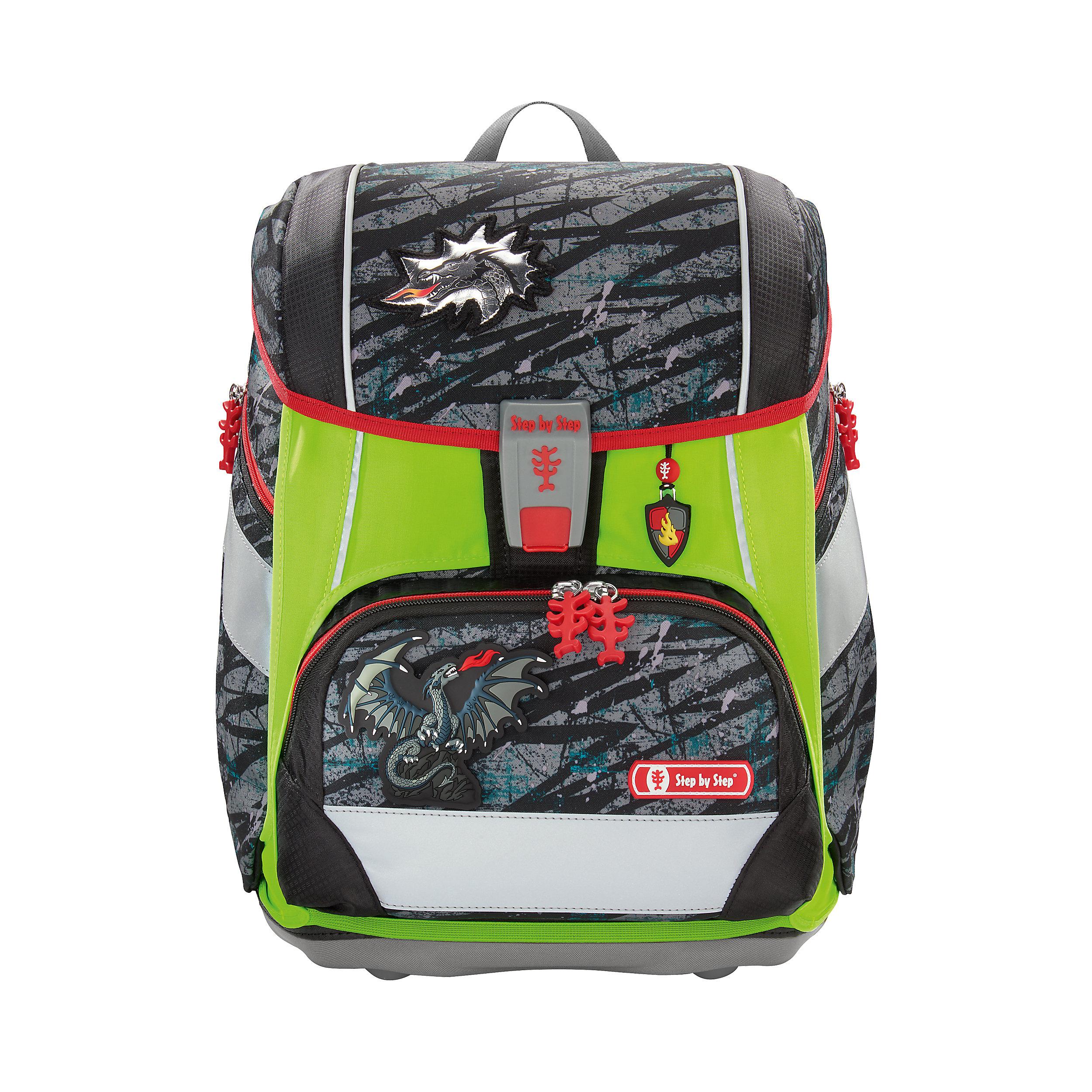 Ranzenüberzug Neon Pull-Over für das Schulranzenmodell 2IN1 PLUS