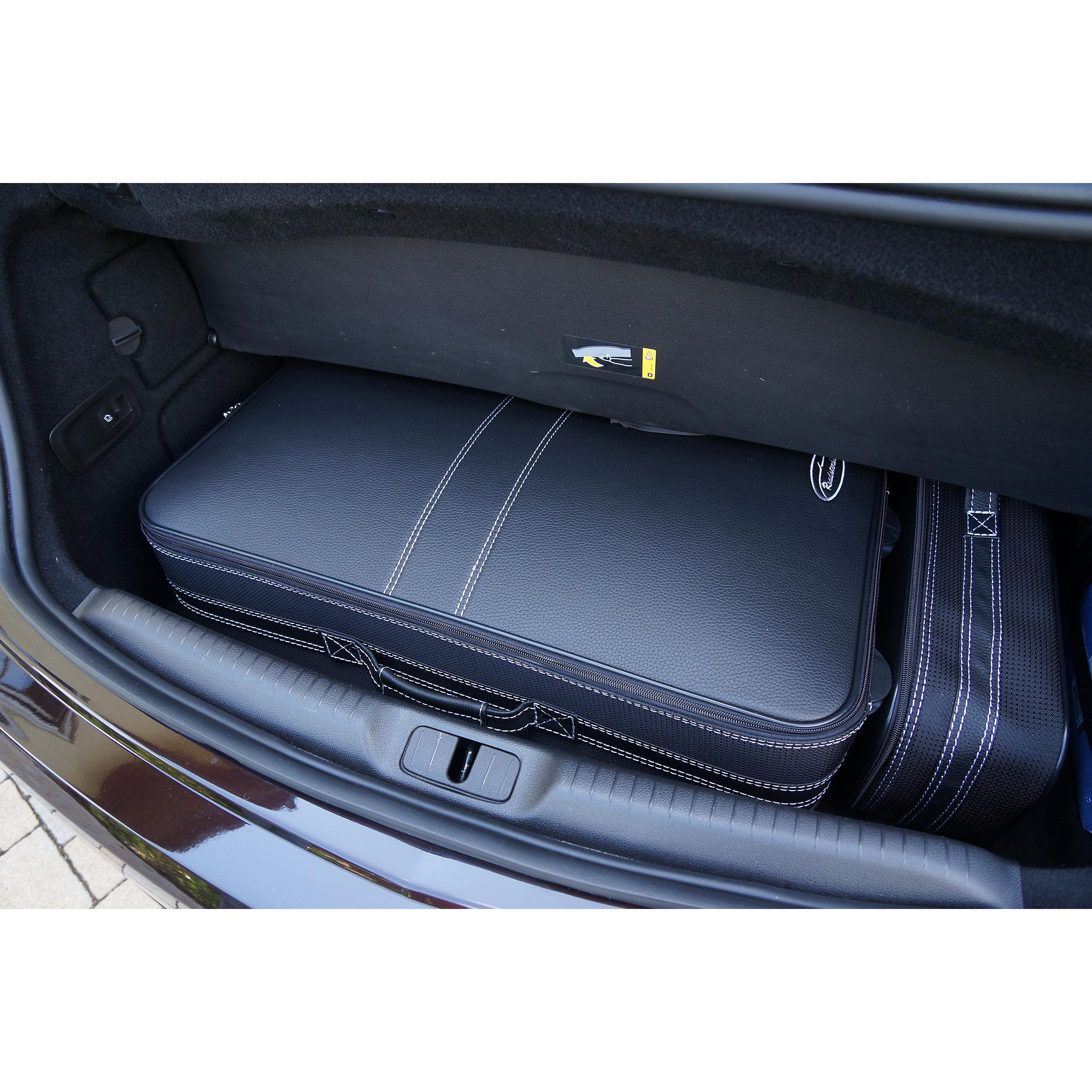 4-tlg. Kofferset mit 2 Rollen Opel Cascada