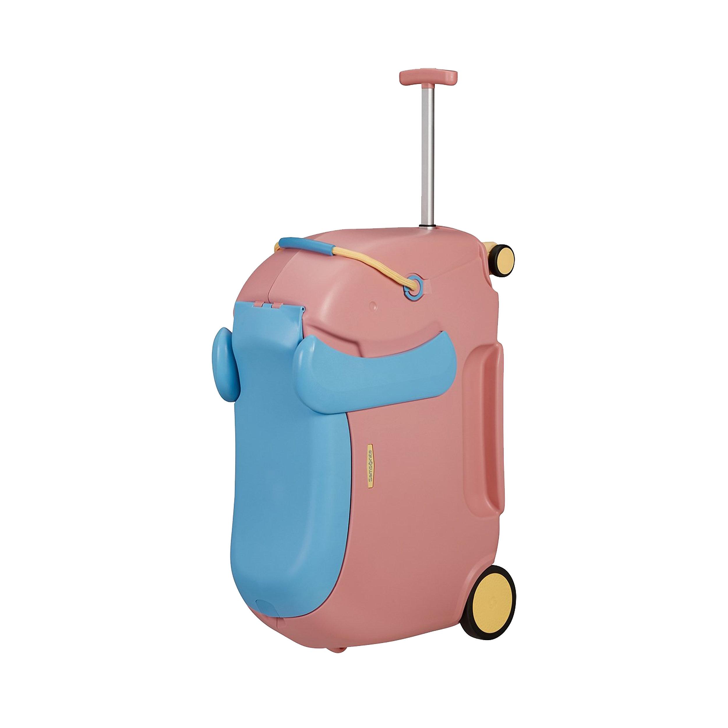 Kindertrolley mit 4 Rollen mit 4 Rollen Deluxe-Lifestyle-Edition 55 cm Dream Rider 25 Liter