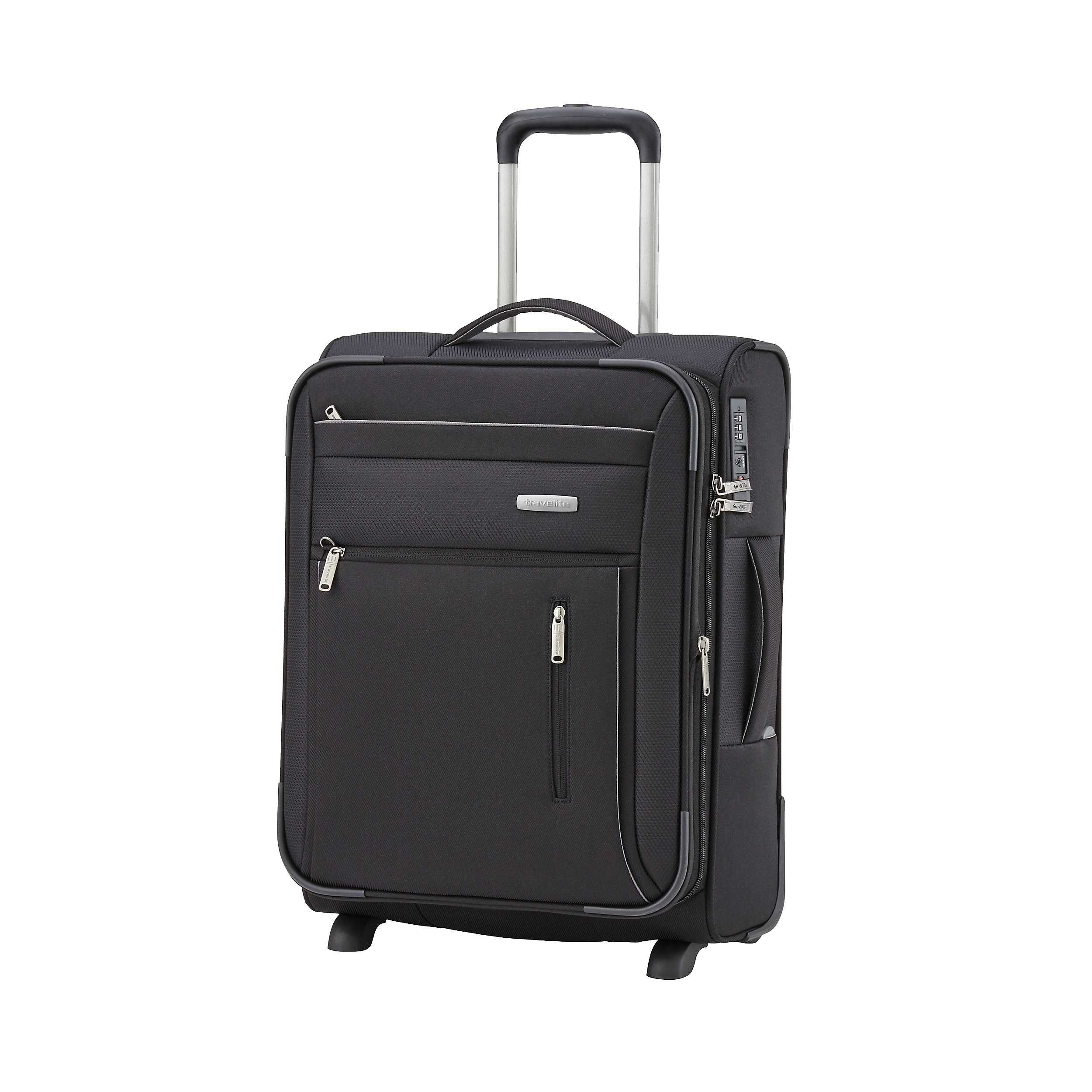 Carry-on Trolley with 2 wheels S 53cm EXP Travelite Capri 41 Liter