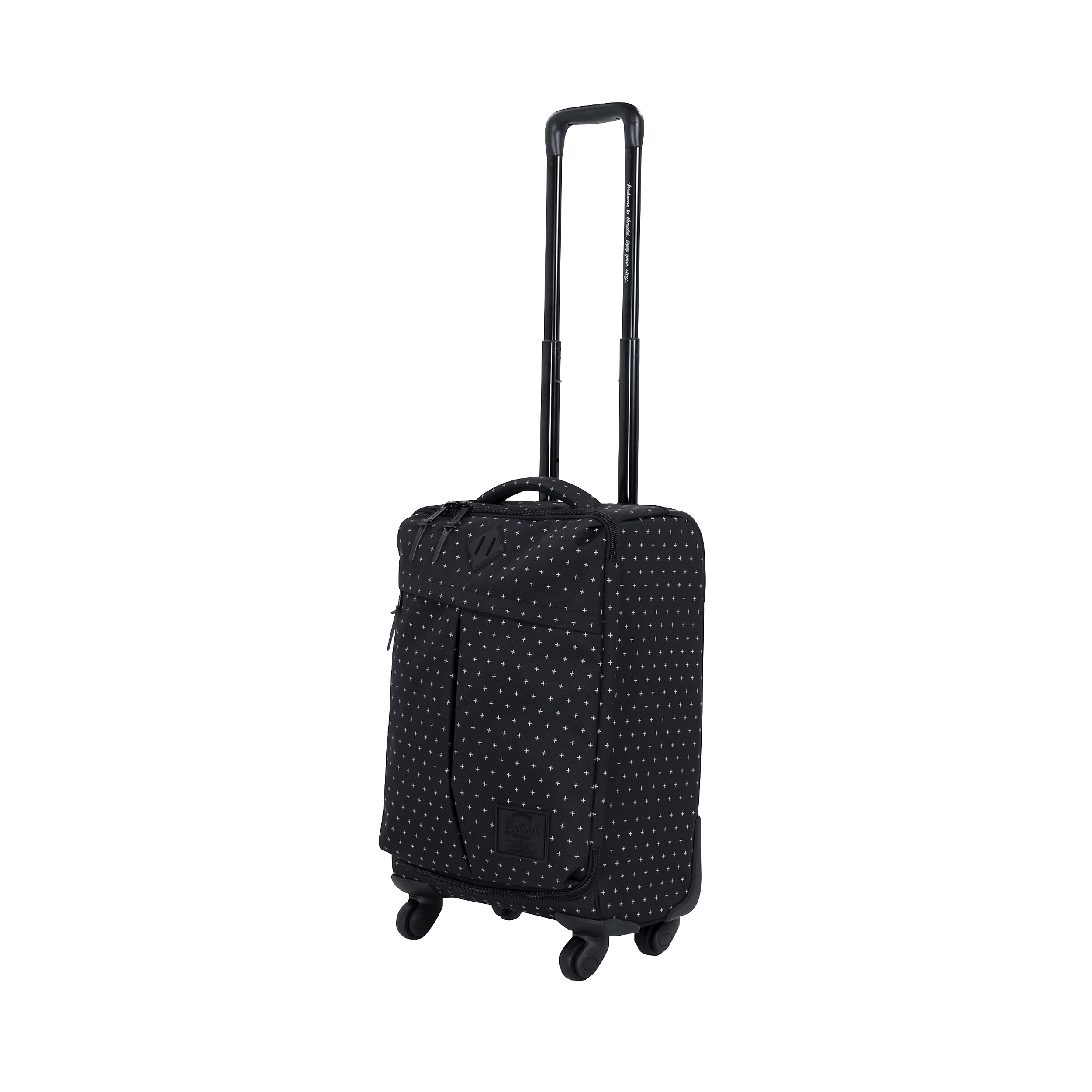 Carry-on Trolley with 4 wheels Highland 56cm Herschel Travel S 34 Liter