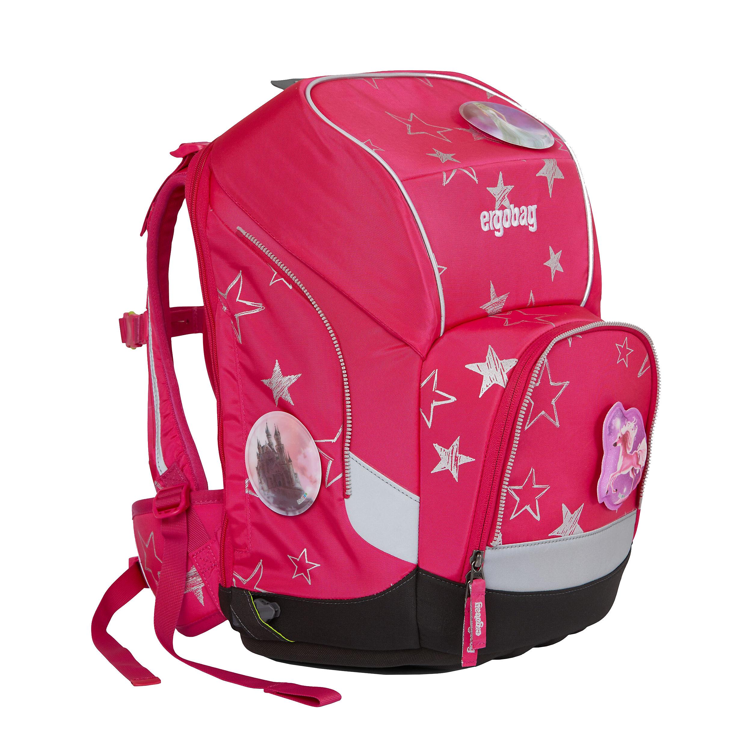 School-Backpack-Set (Set of 5) Wide 21 Liter