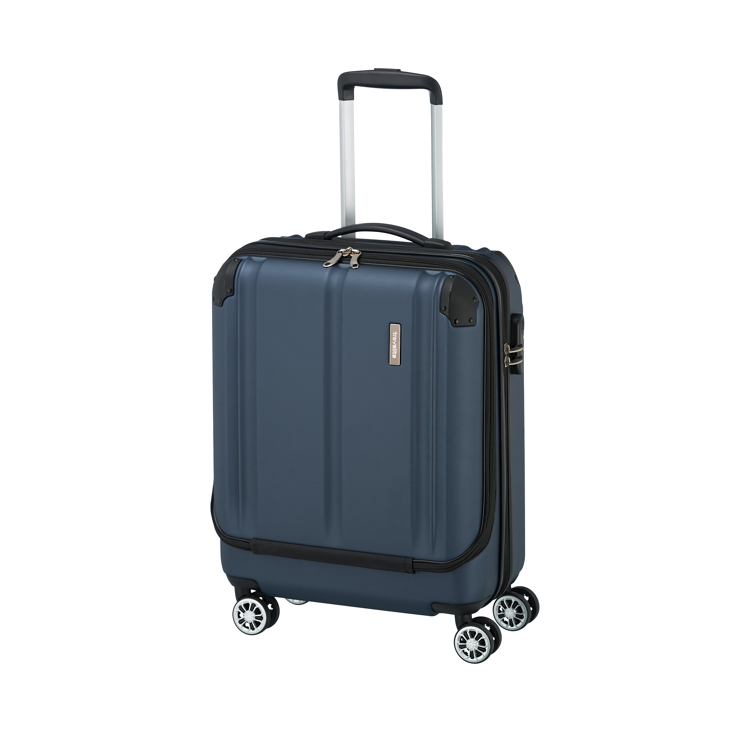 Handgepäcktrolley mit 4 Rollen 55cm Business City S 40 Liter