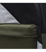 Black/Ivy Green/Light Grey Crosshatch [04064]