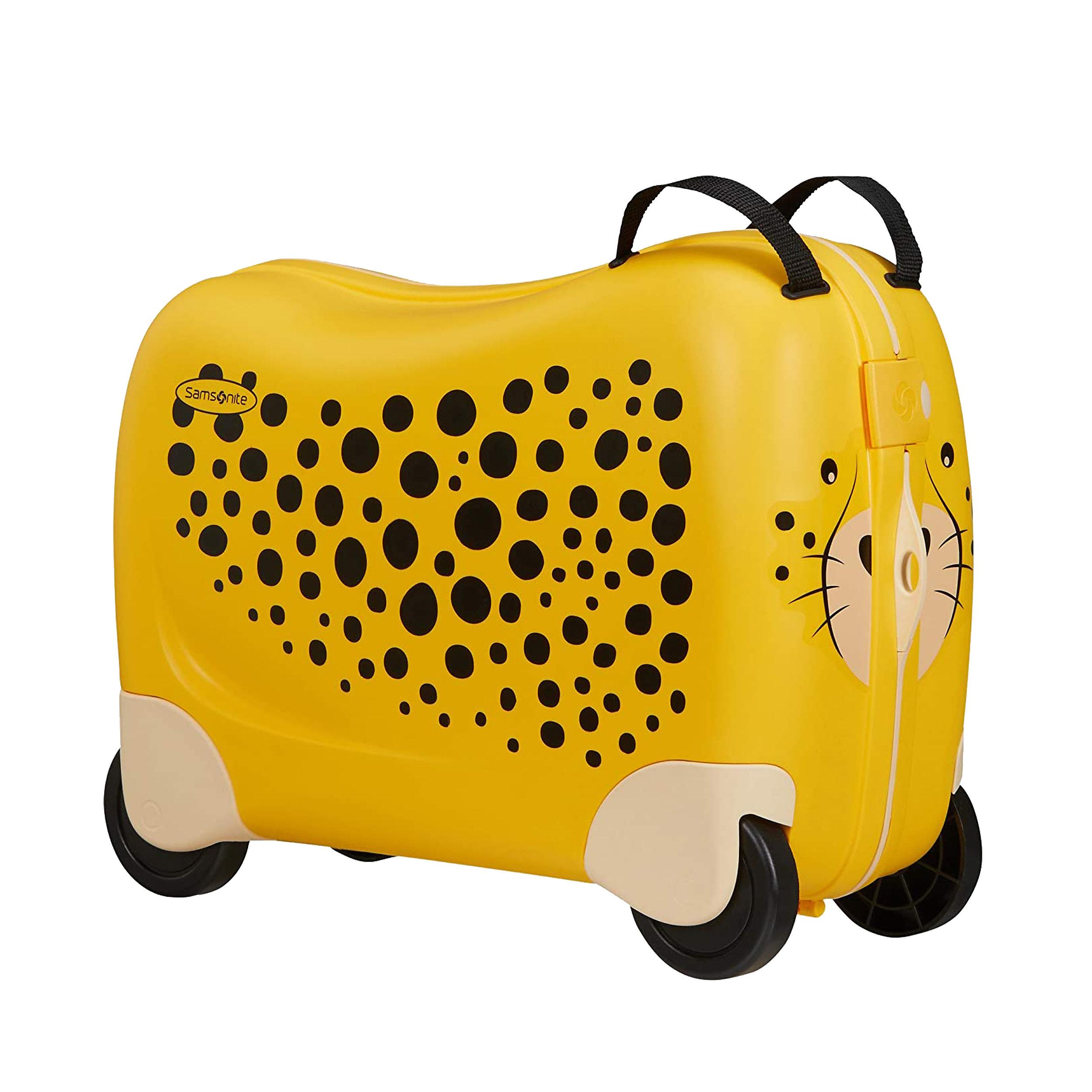 Kindertrolley mit 4 Rollen 39cm Dream Rider 25 Liter
