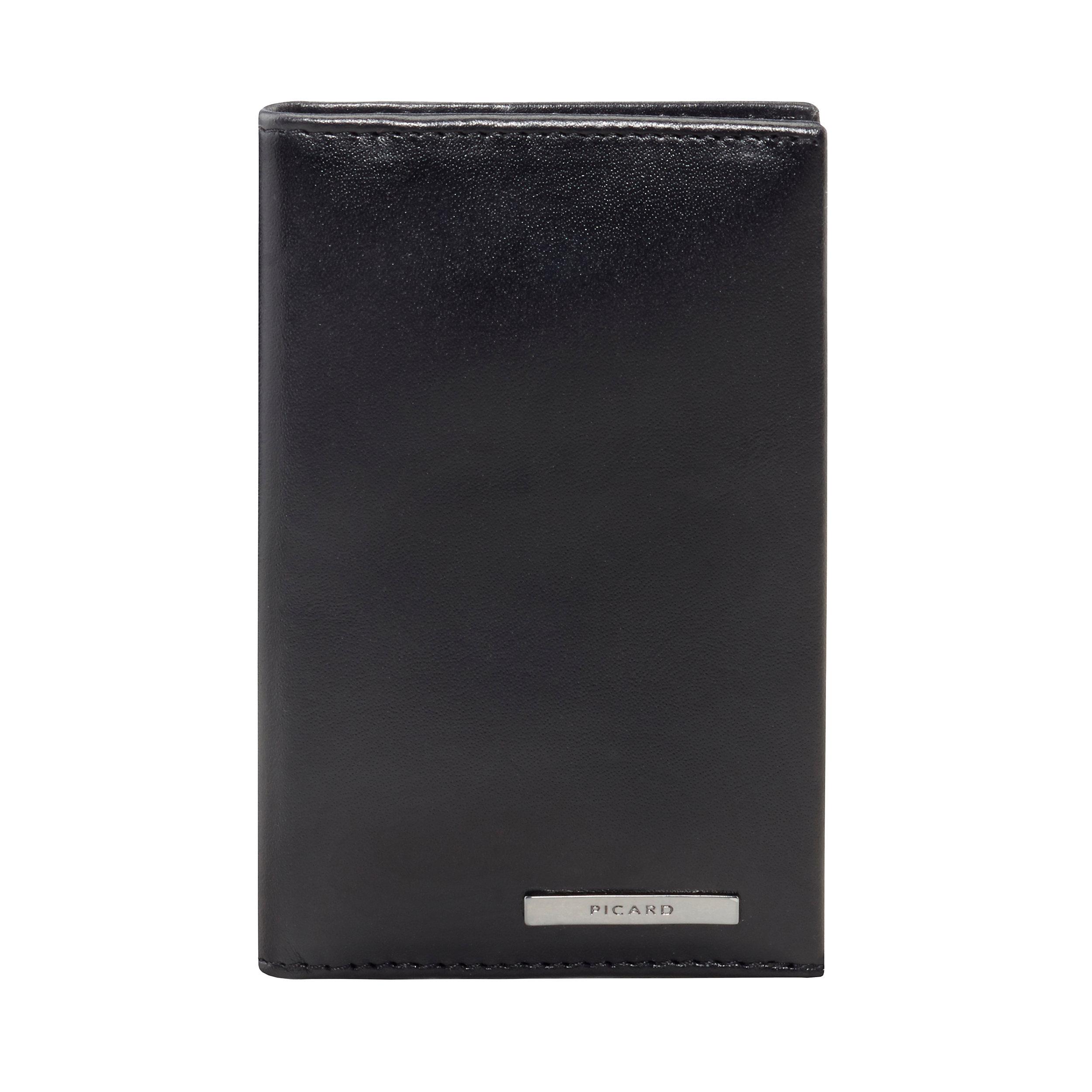 Kreditkartenetui hoch 4KK RFID Safety