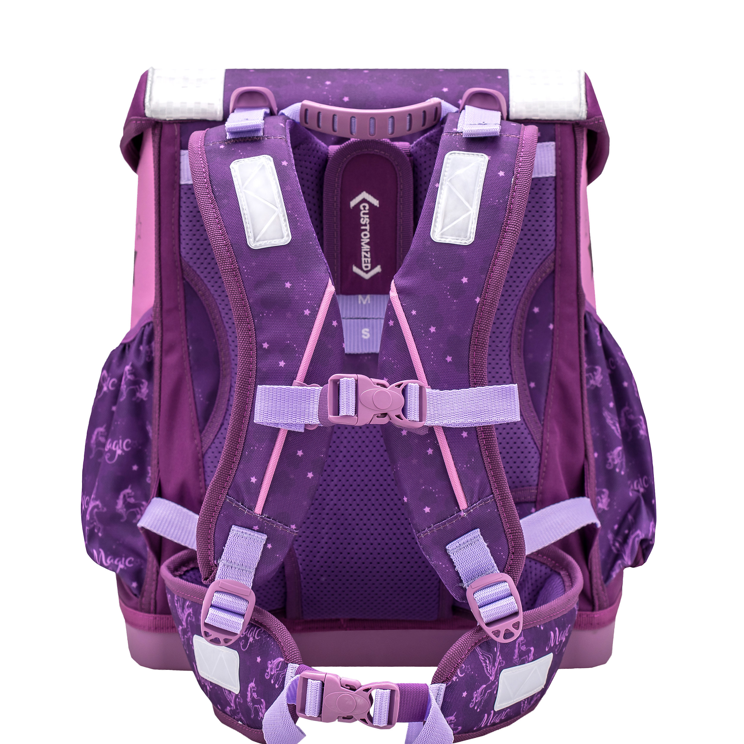 4-part Satchel Set Customize-Me 19 Liter
