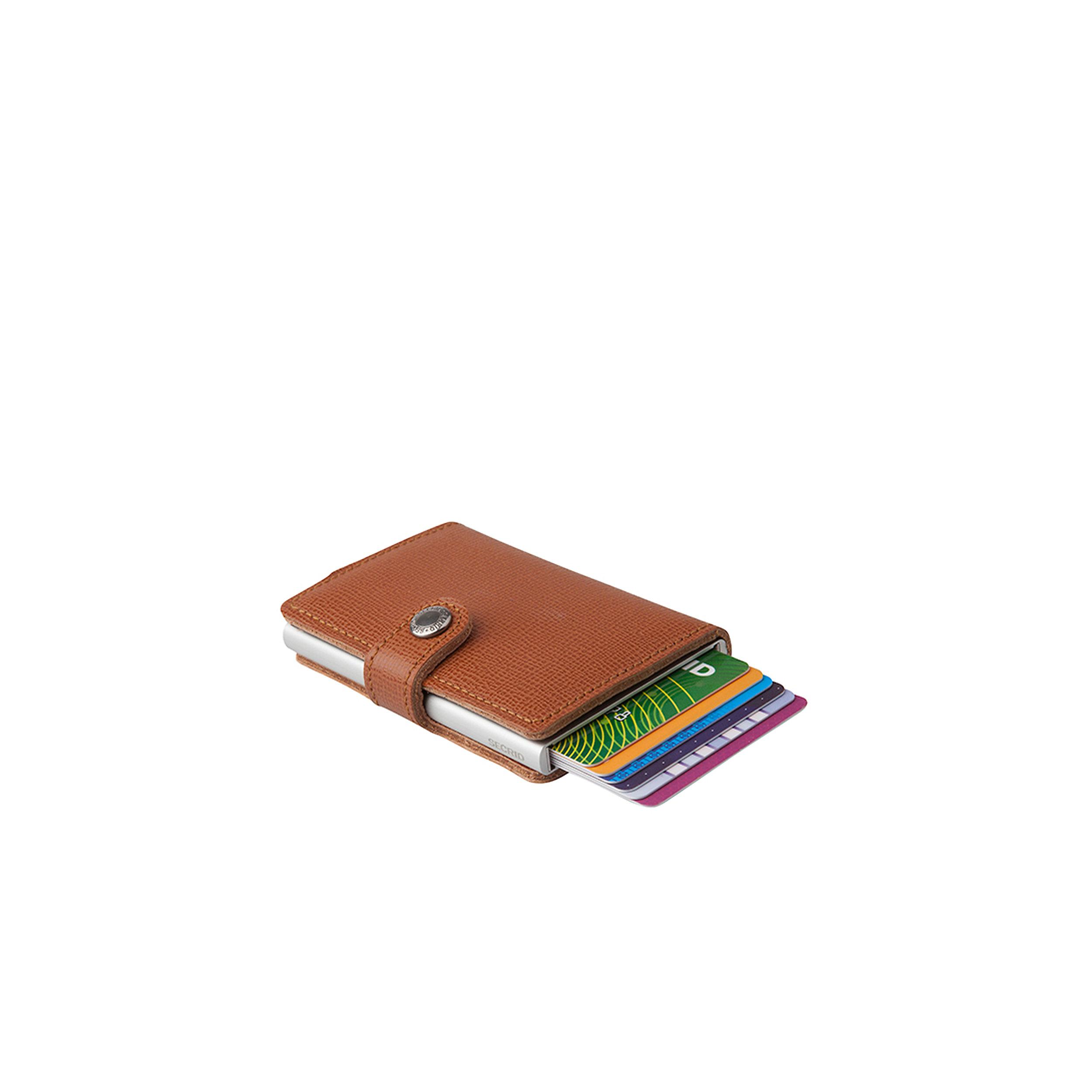Kartenetui Portemannaie Miniwallet RFID