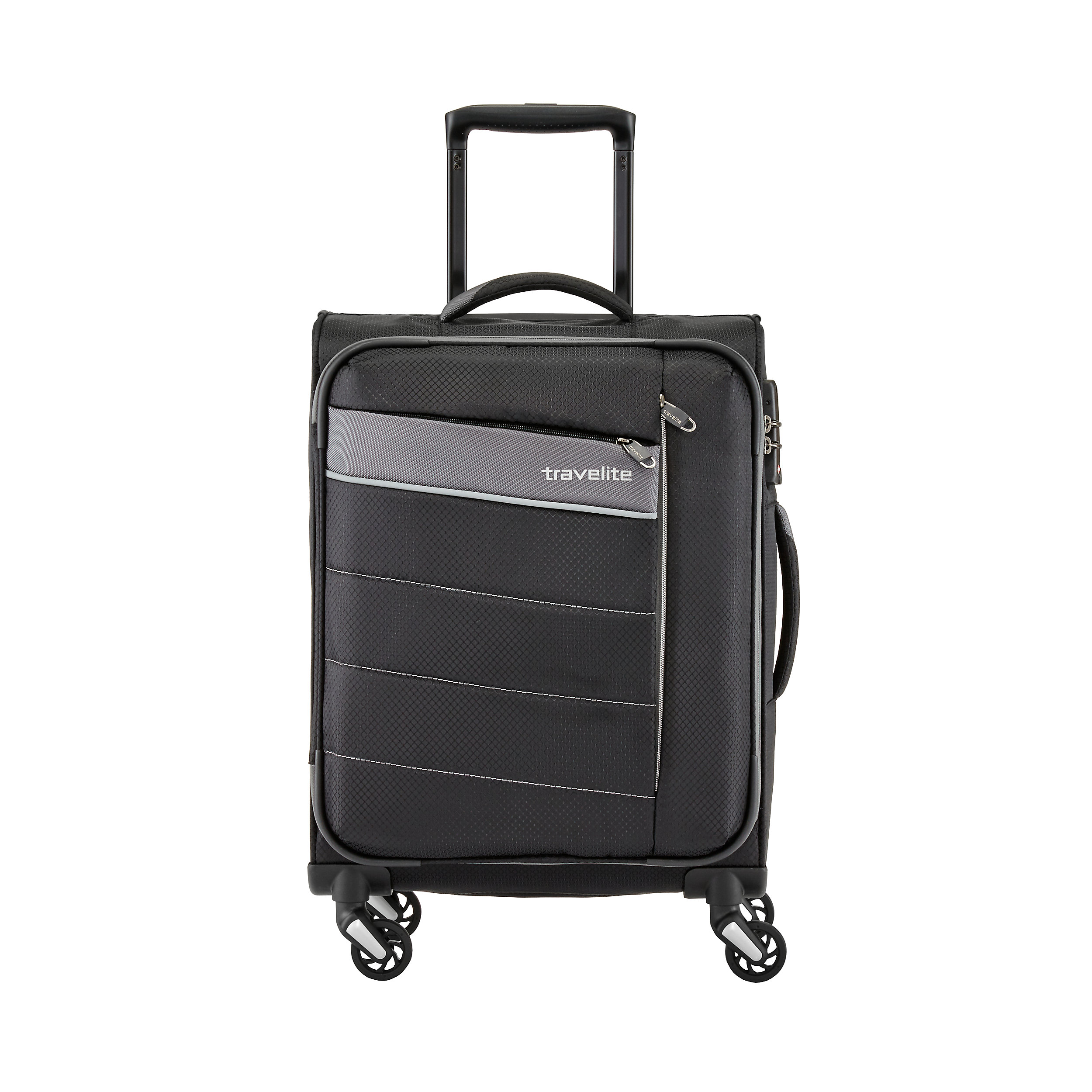 Carry-on Trolley with 4 wheels S 54cm Kite 36 Liter