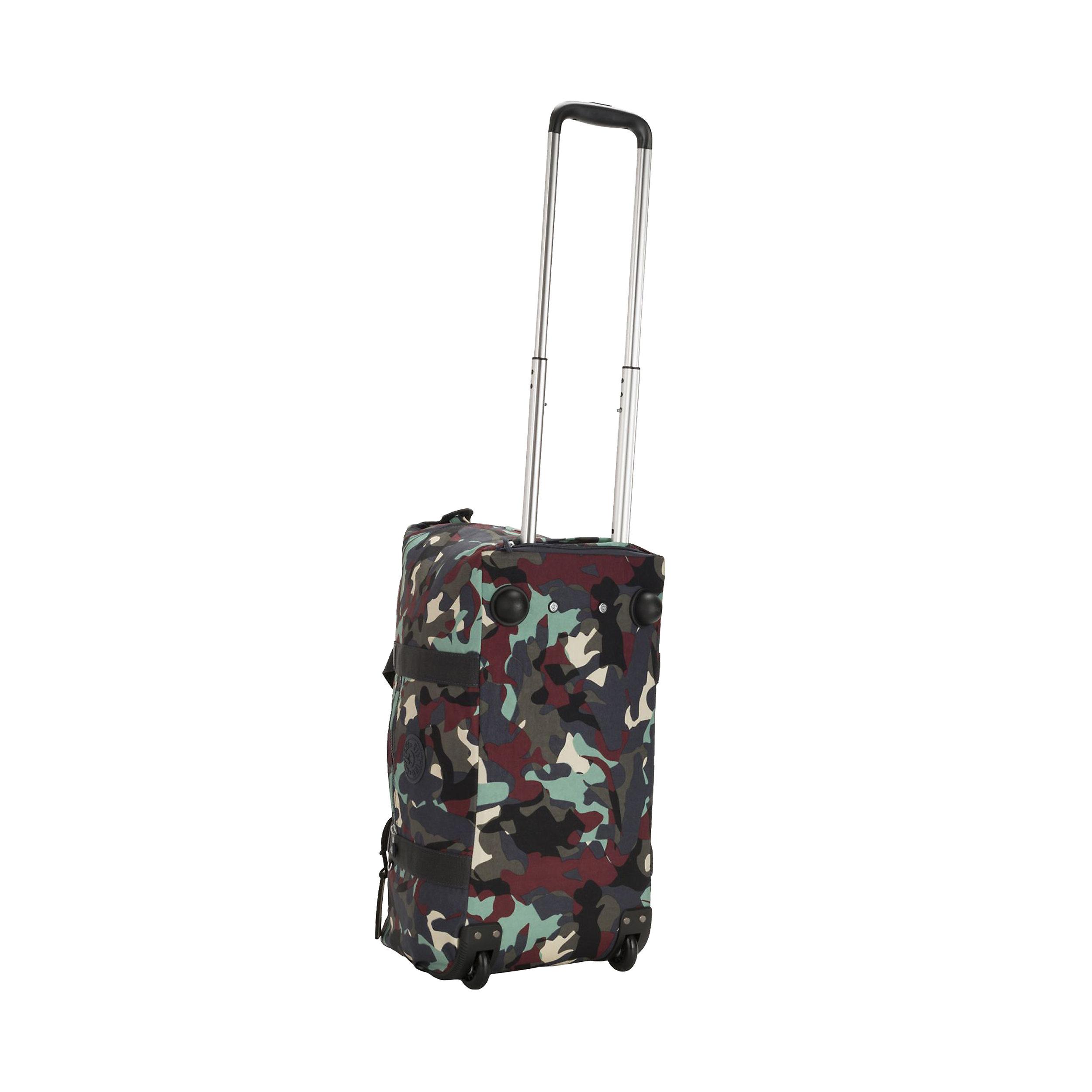 Wheeled Travel Bag with 2 wheels Art on Wheels M Basic 41 Liter