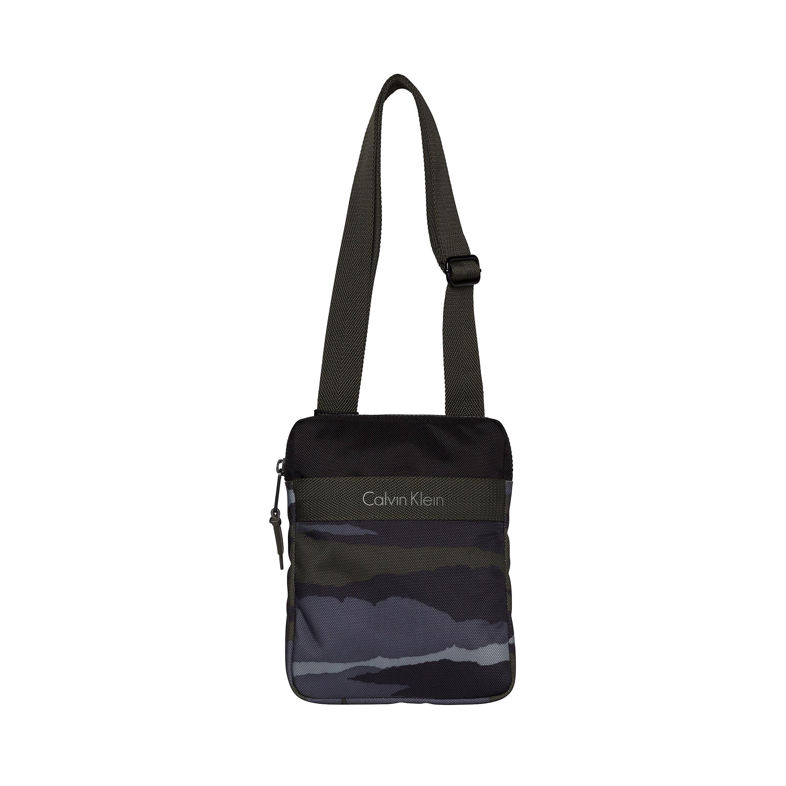 Crossbody Bag Flat Crossover Cooper Camo
