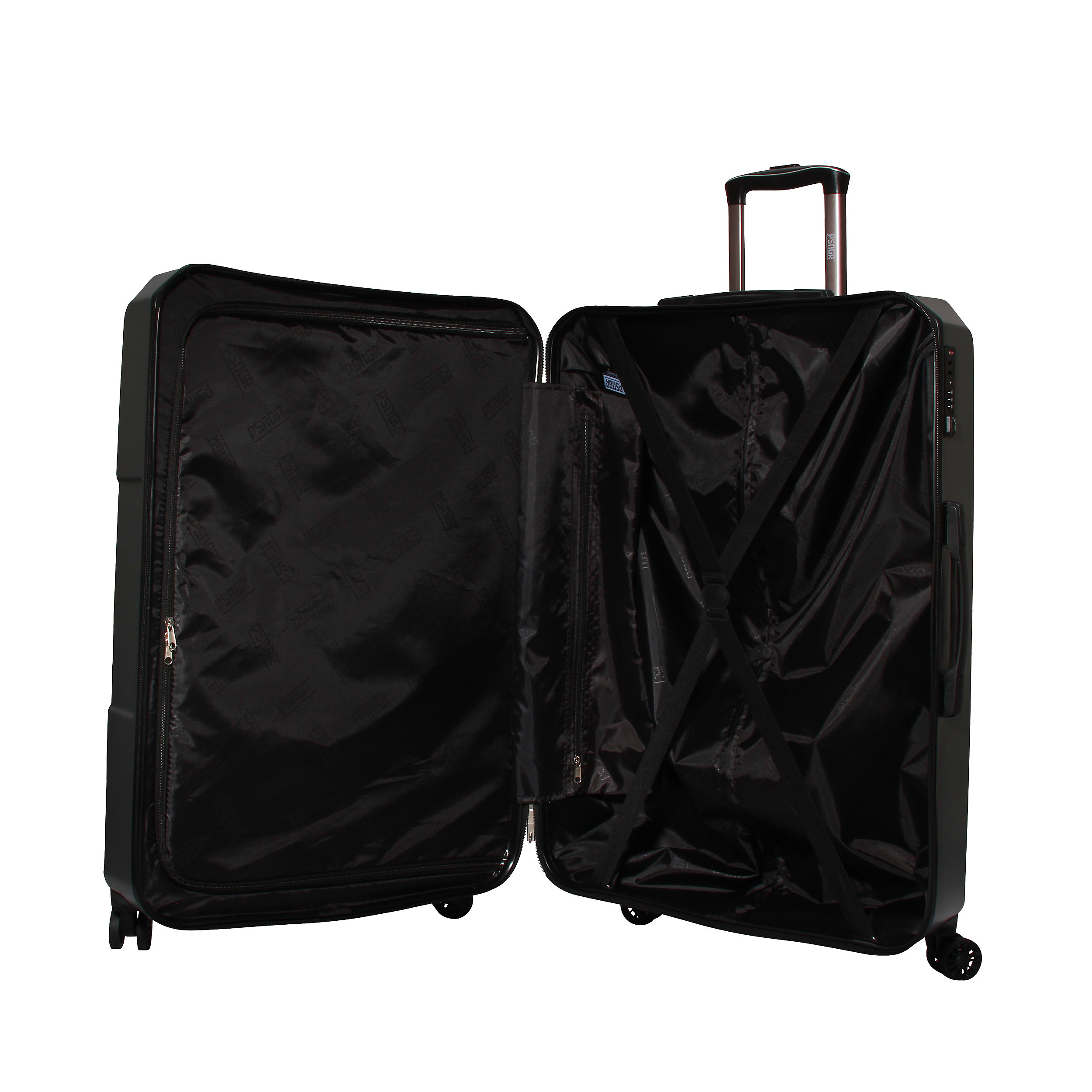 Trolley with 4 wheels with 4 wheels 69 cm EXP Spirit M 65 Liter
