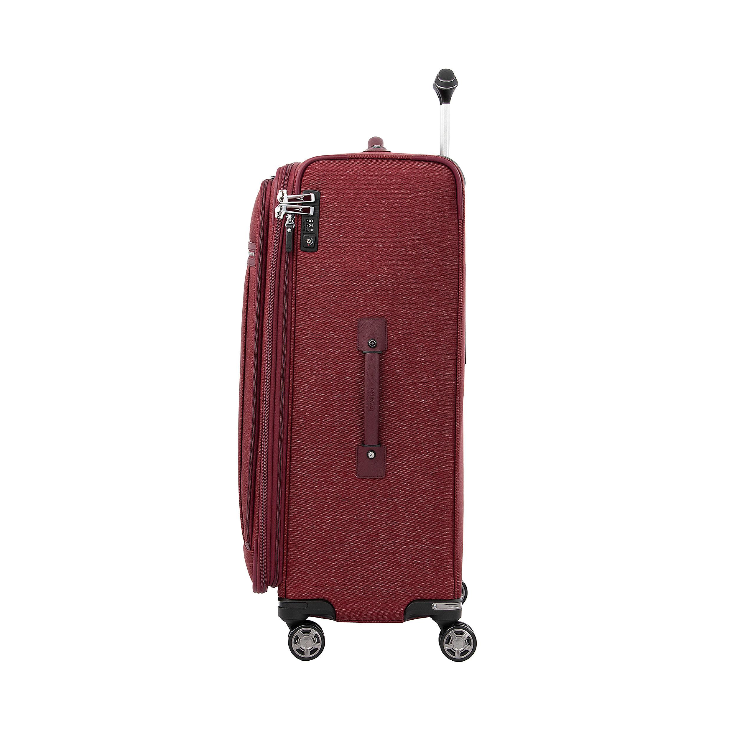 Trolley mit 4 Rollen 83 cm Erweiterbar Platinum Elite Extra Large 144 Liter