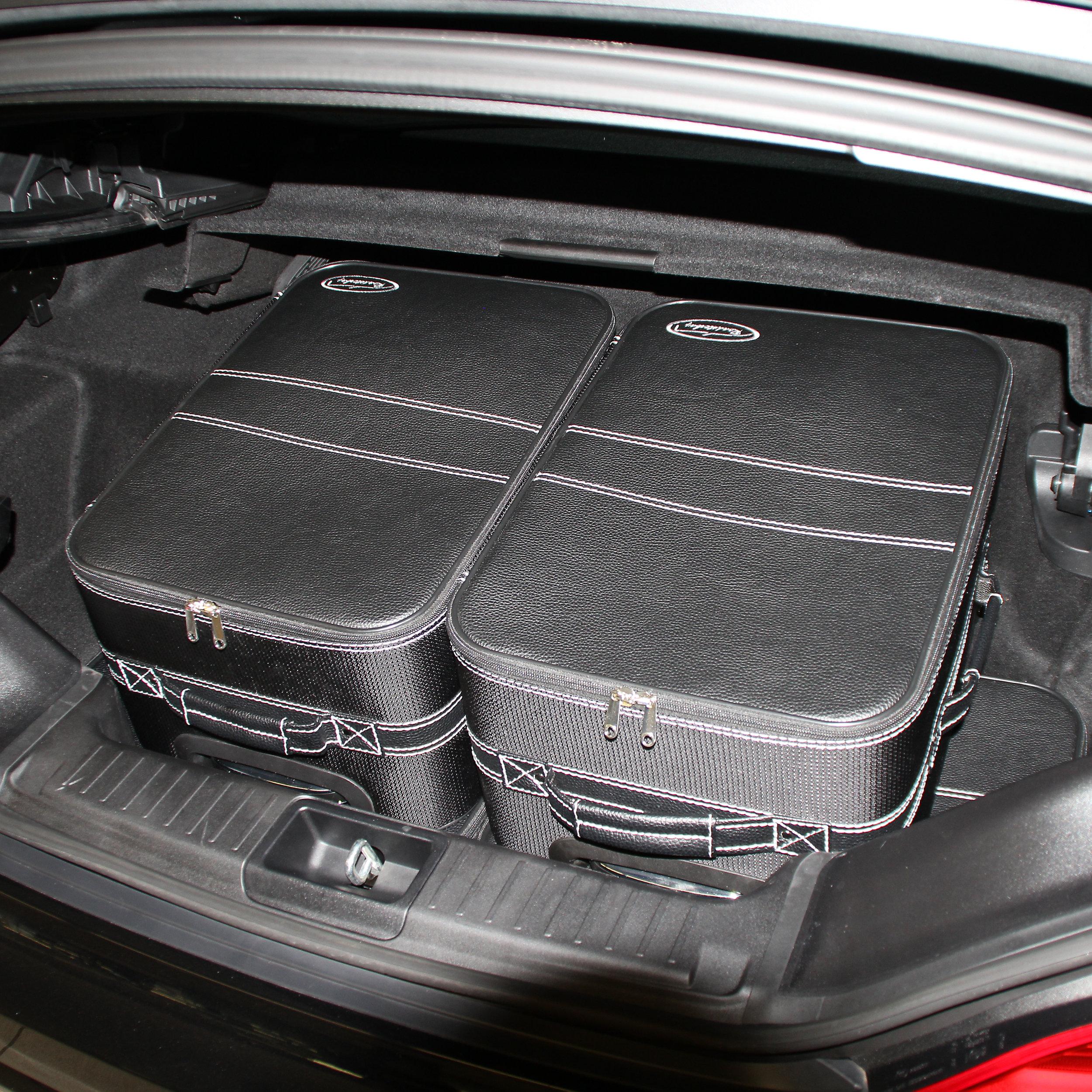 5-tlg. Kofferset mit 2 Rollen Mercedes SL (R231) 480 Liter