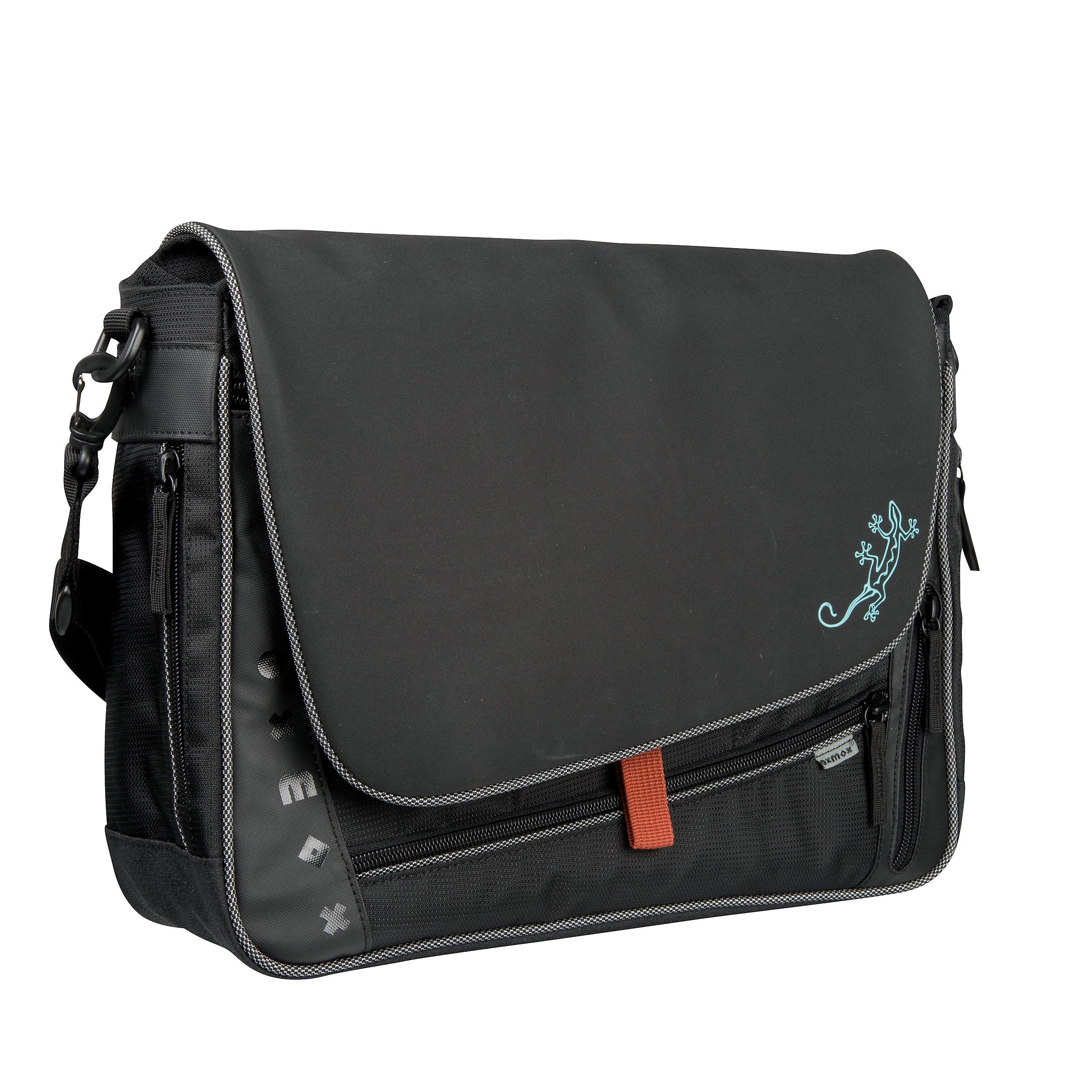 "Messenger Bag M 15"" New Cryptan"
