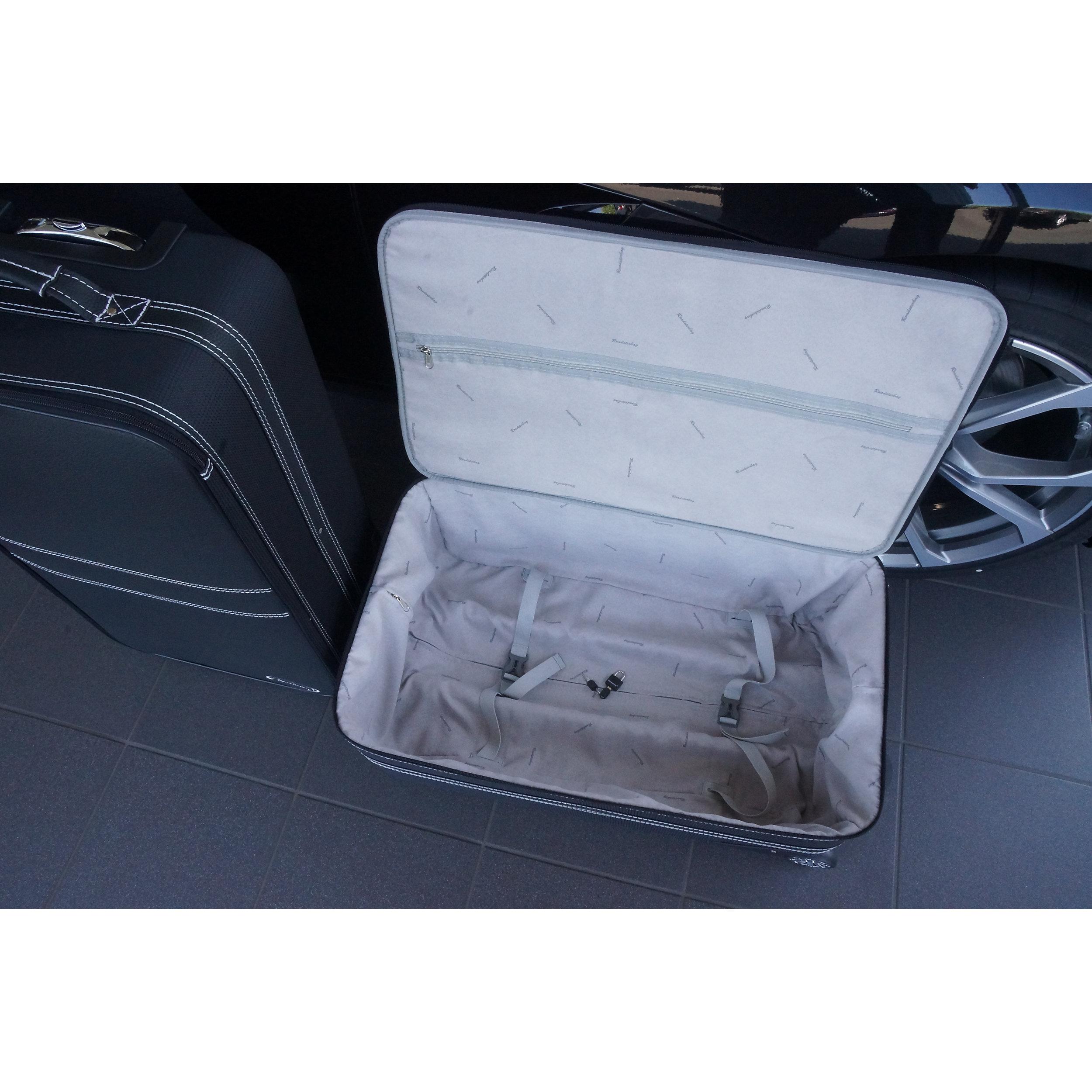 4-tlg. Kofferset mit 2 Rollen BMW Z4 (G29) 180 Liter