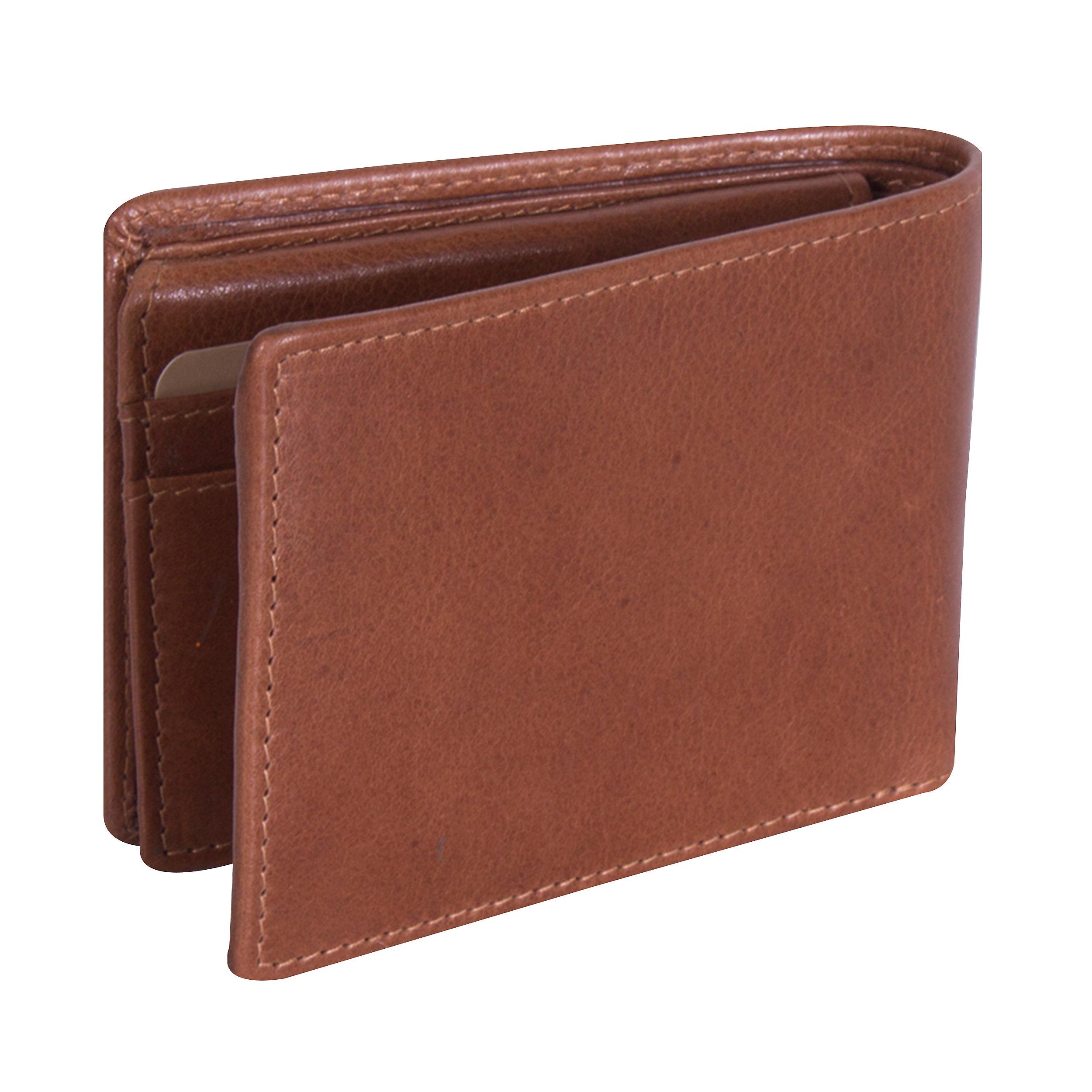 Scheintasche Martin quer 4KK RFID Odean Leather Collection M
