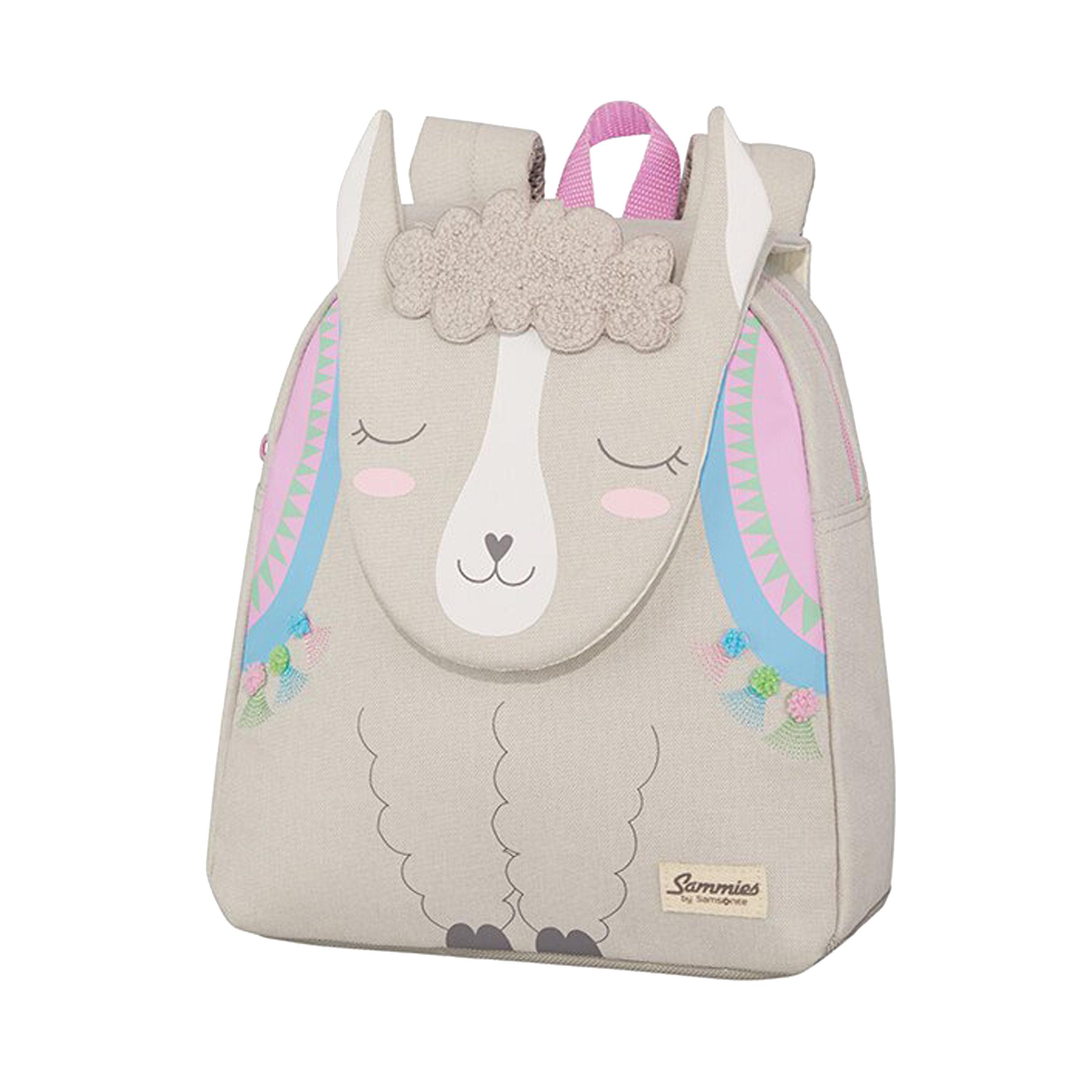 Kinderrucksack S Alpaca Aubrie Happy Sammies 7 Liter