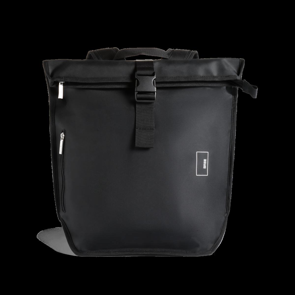 PNCH V2 - Black- Backpack S