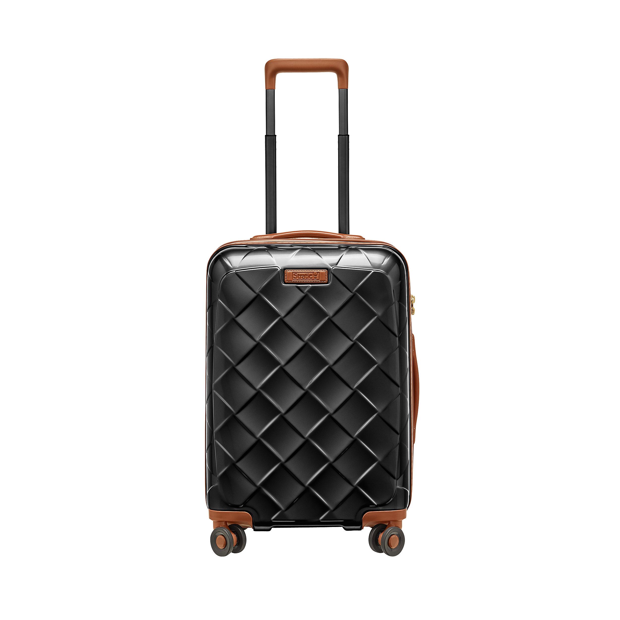 Handgepäcktrolley mit 4 Rollen 55cm Leather & More S 35 Liter