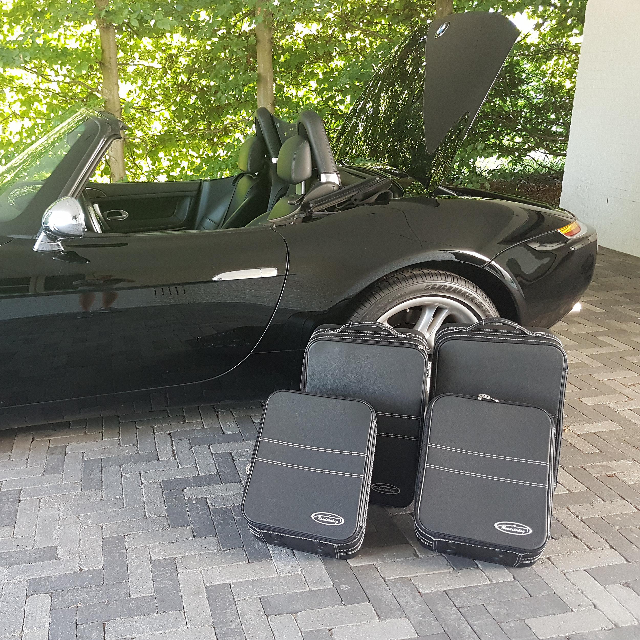 4-tlg. Kofferset BMW Z8 129 Liter